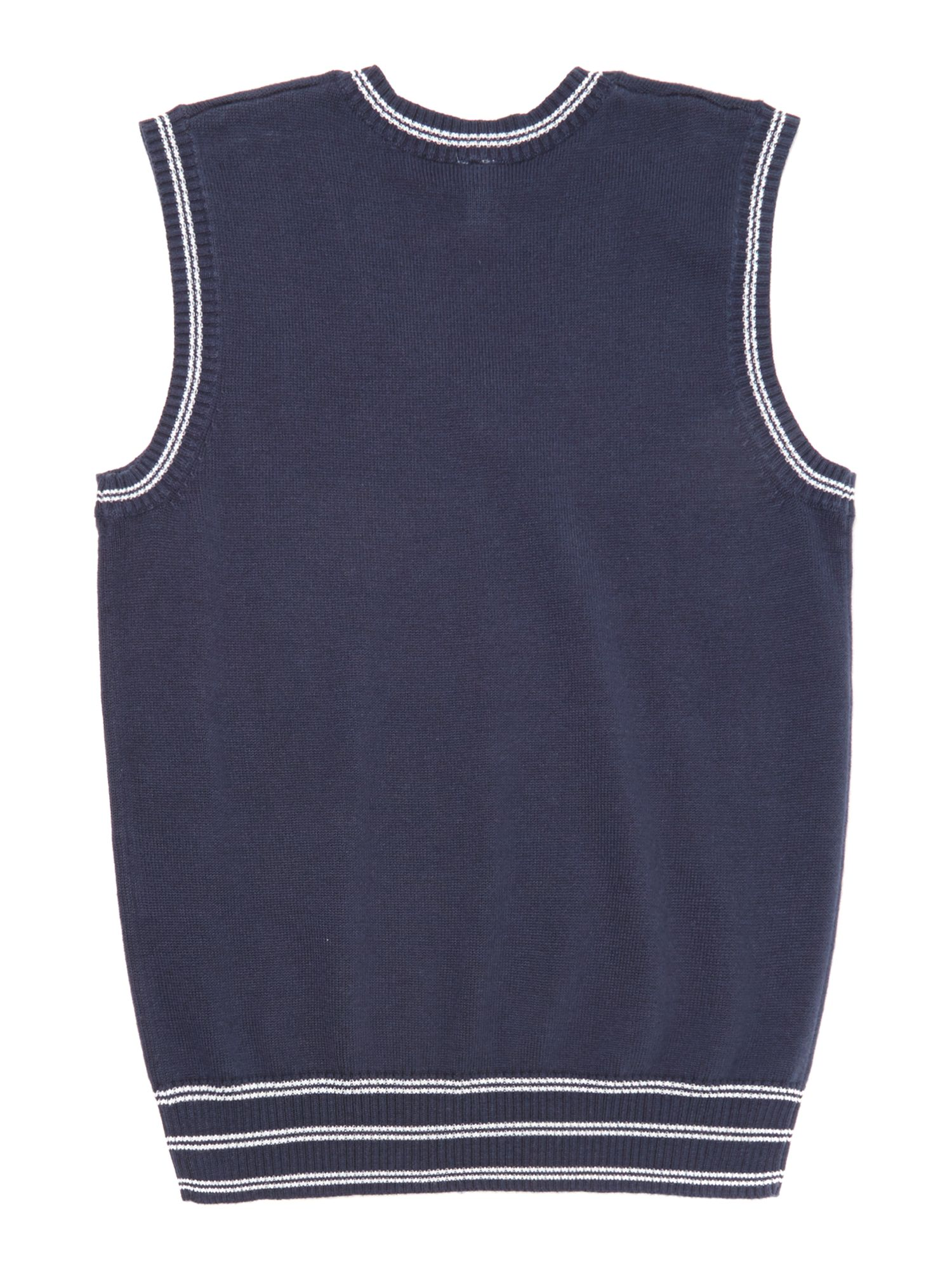 Boy`s V neck jumper