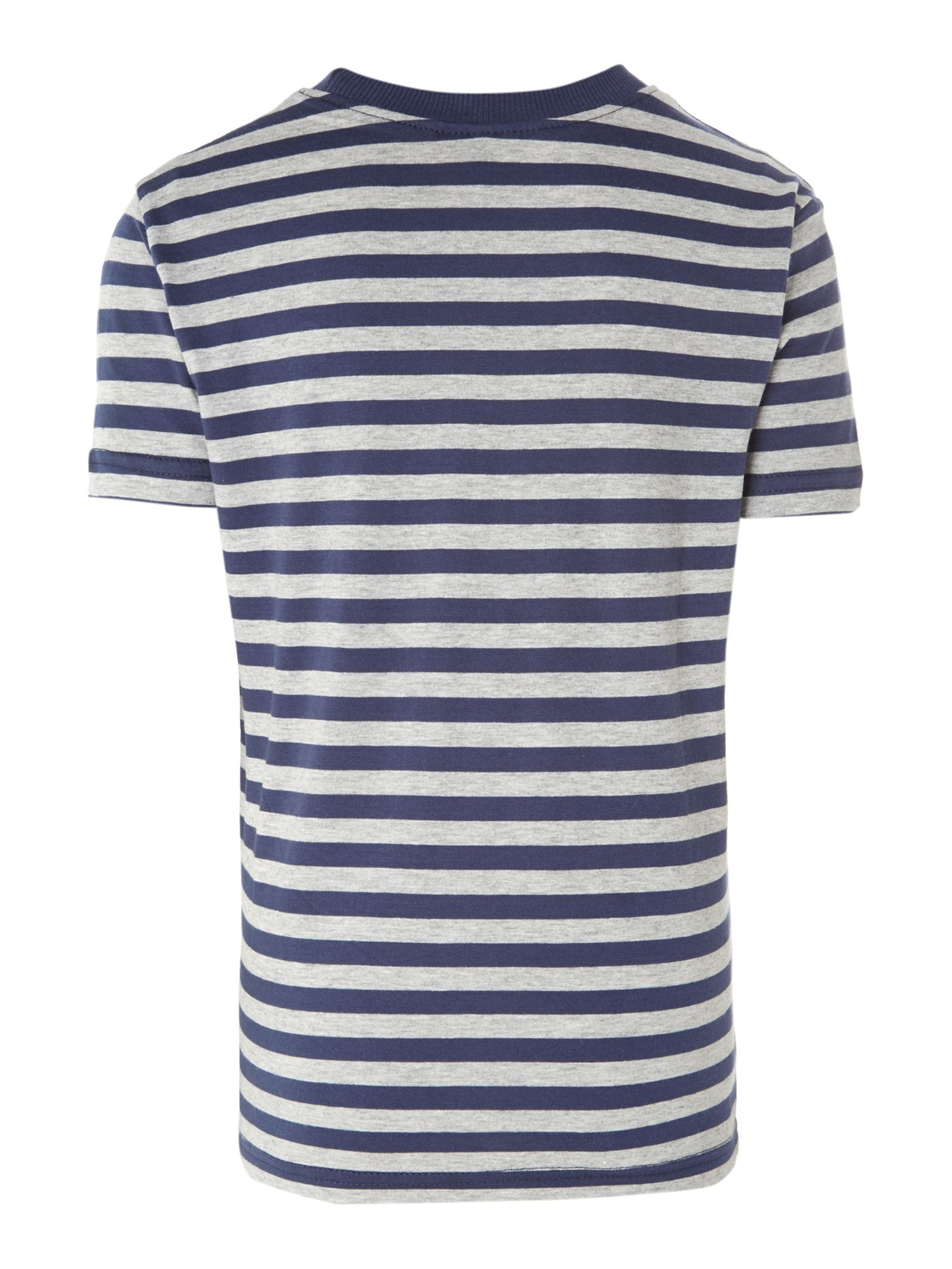 Boy`s stripe t-shirt