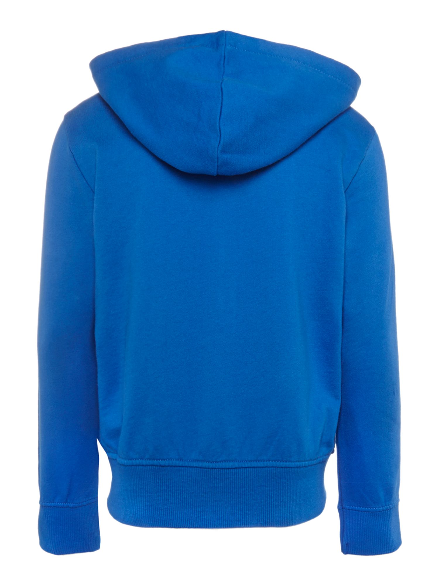 Boy`s zip through hoody