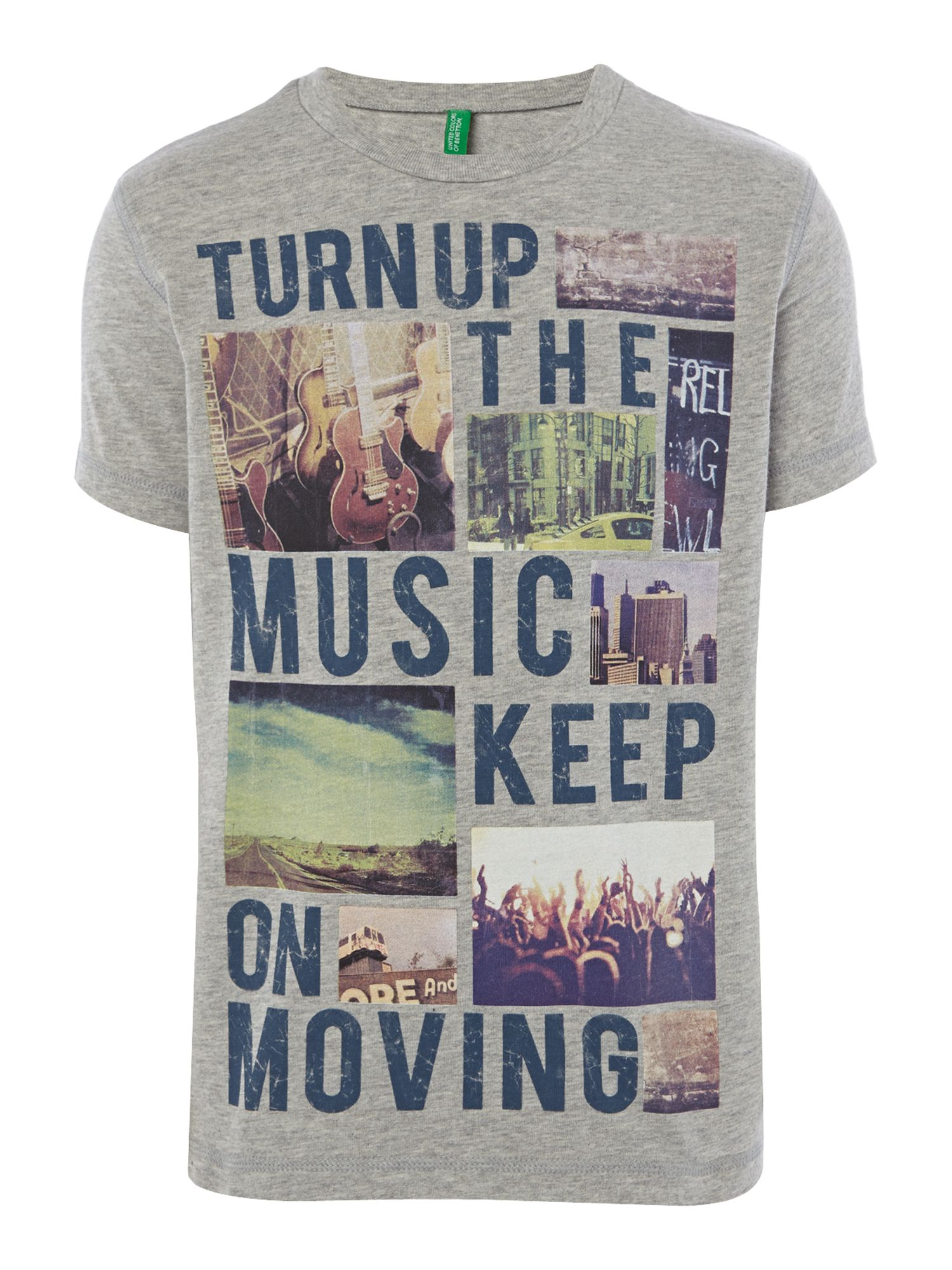 Boy`s music t-shirt