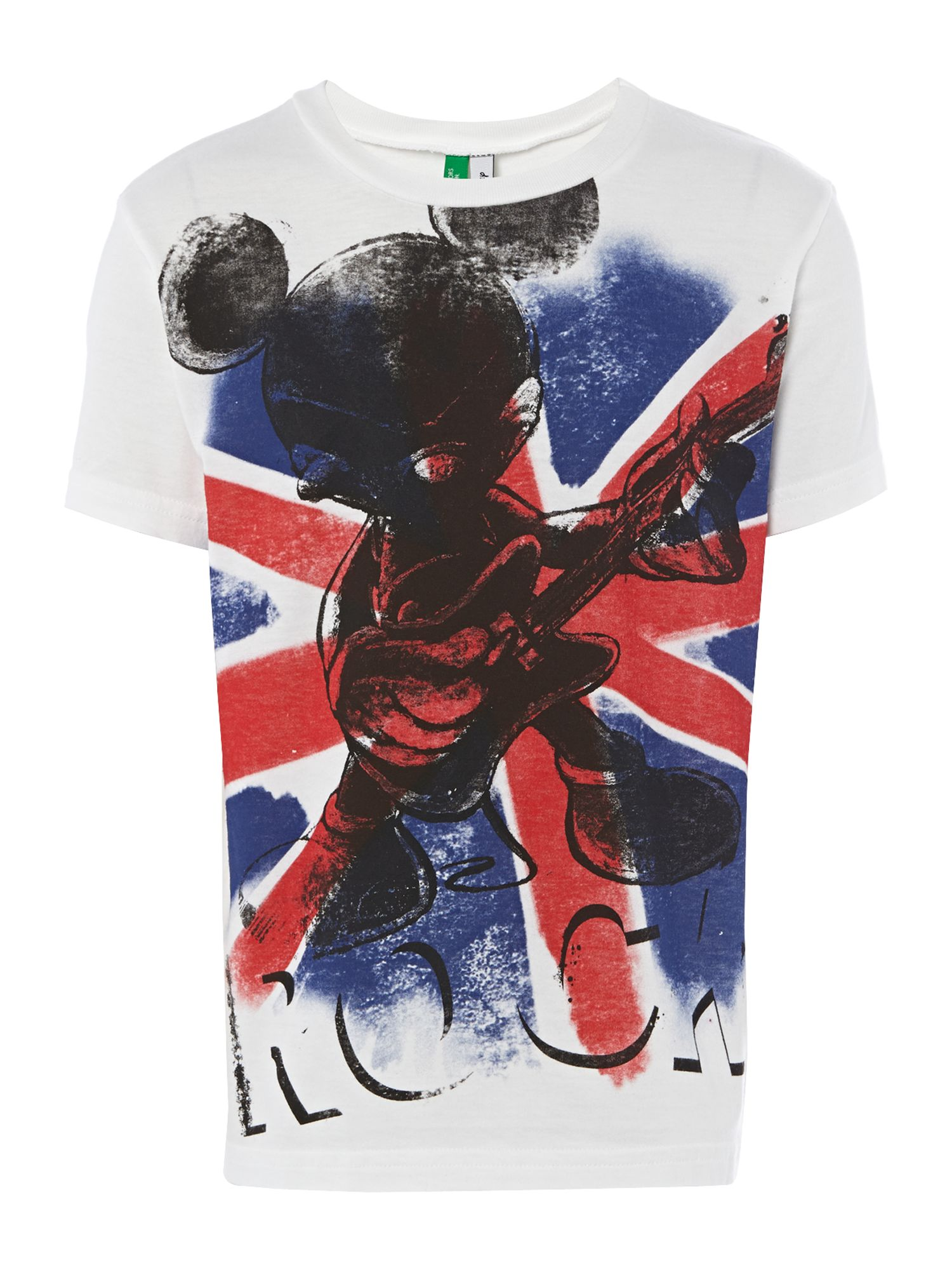Boy`s mickey t-shirt