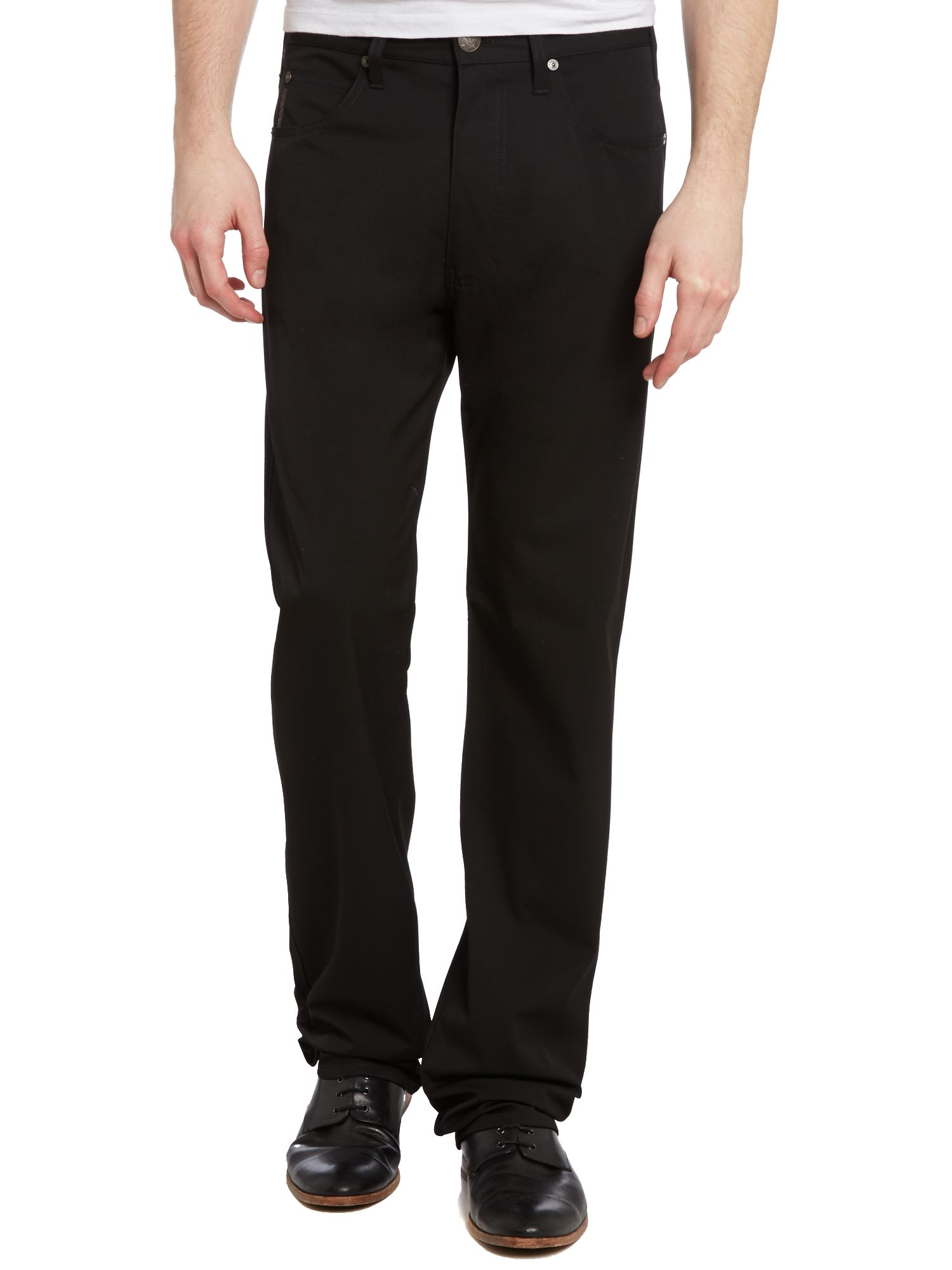 Chino work trousers
