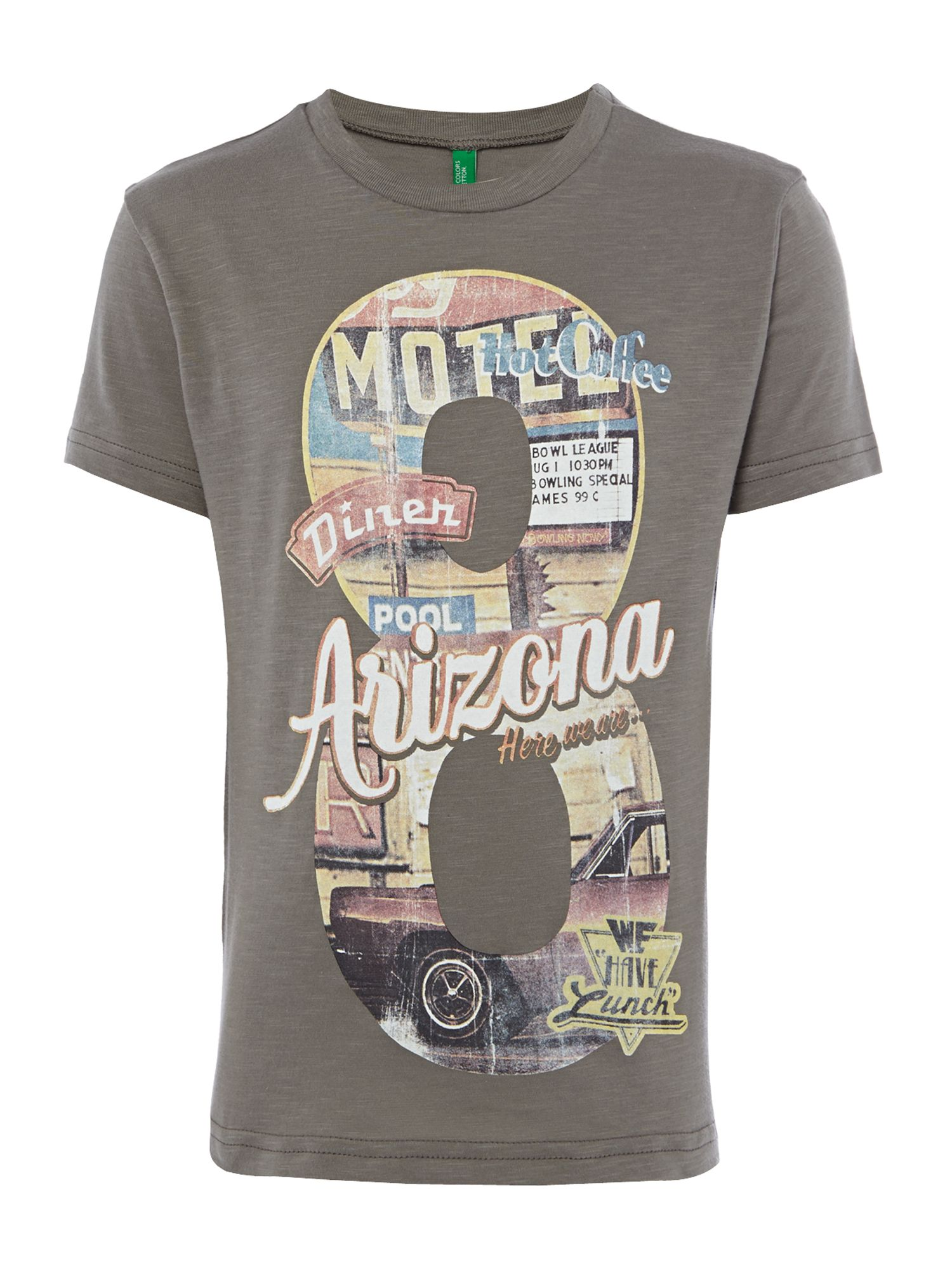 Boy`s arizona t-shirt