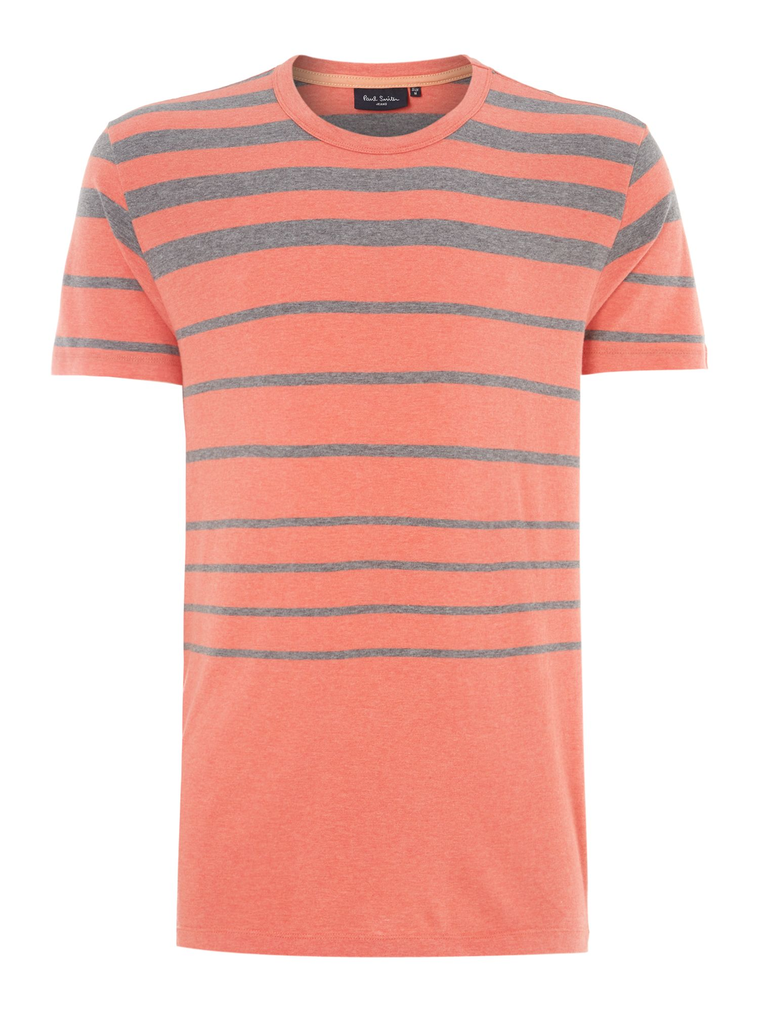 Gradient stripe t-shirt