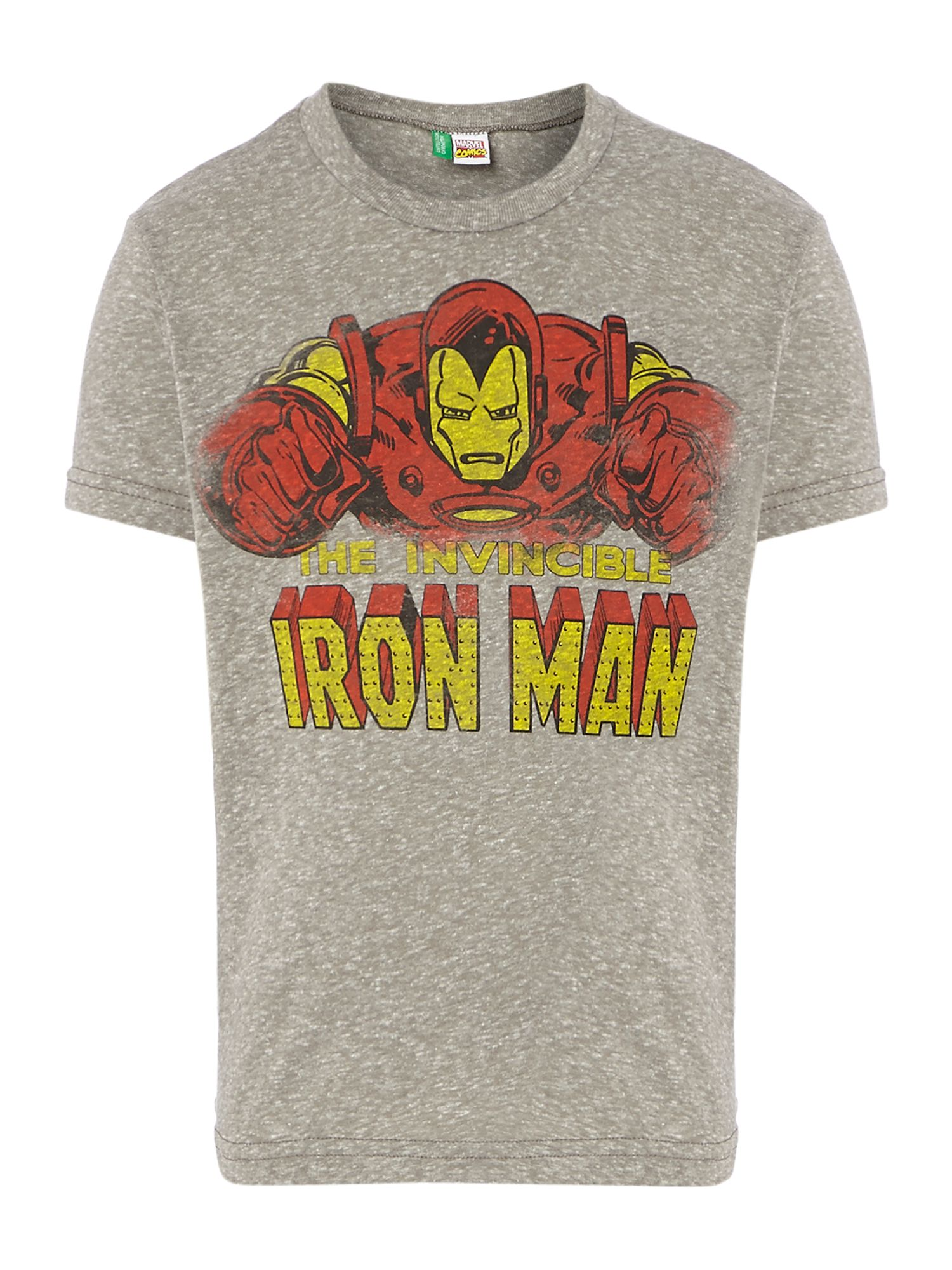 Boy`s iron man t-shirt