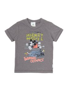 Boy`s mickey mouse tee