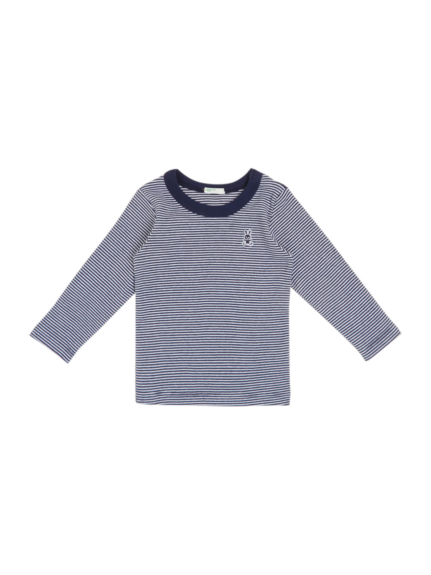 Boy`s stripe tee