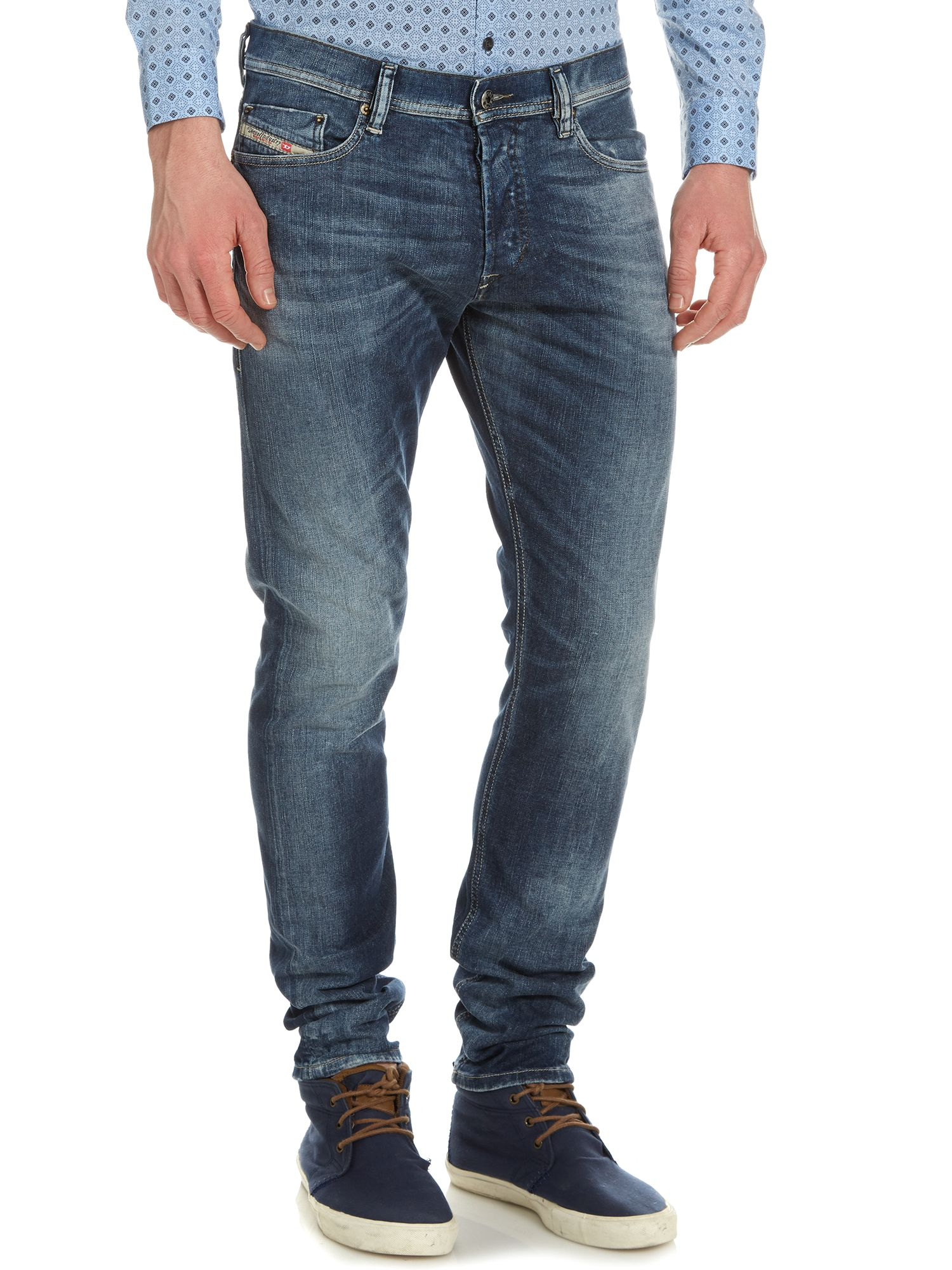 Tepphar 0827I slim fit jean