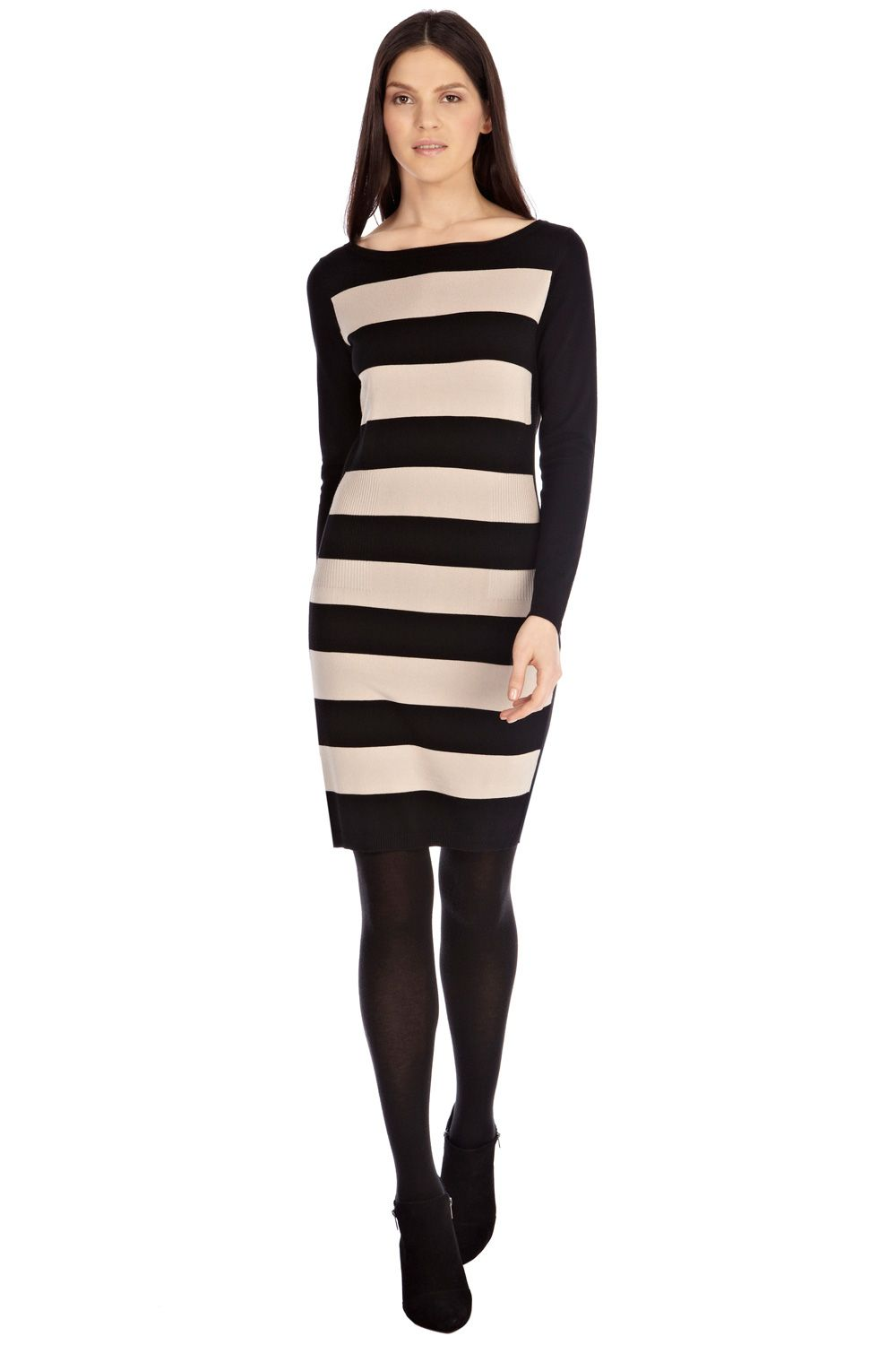 Tabbie knit dress