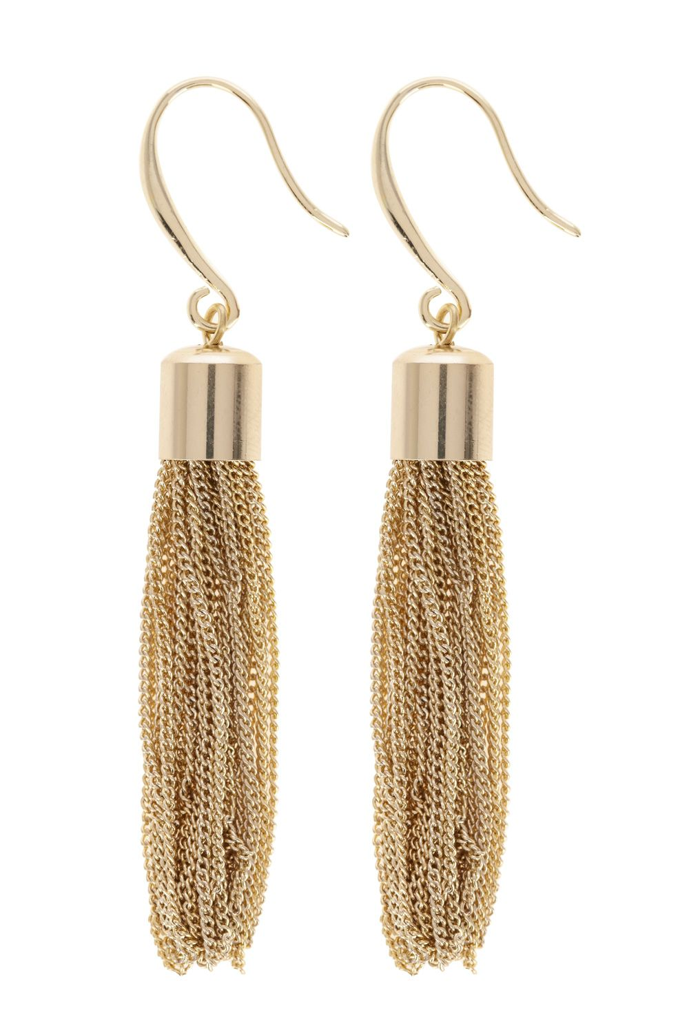 Tobi tassel earrings