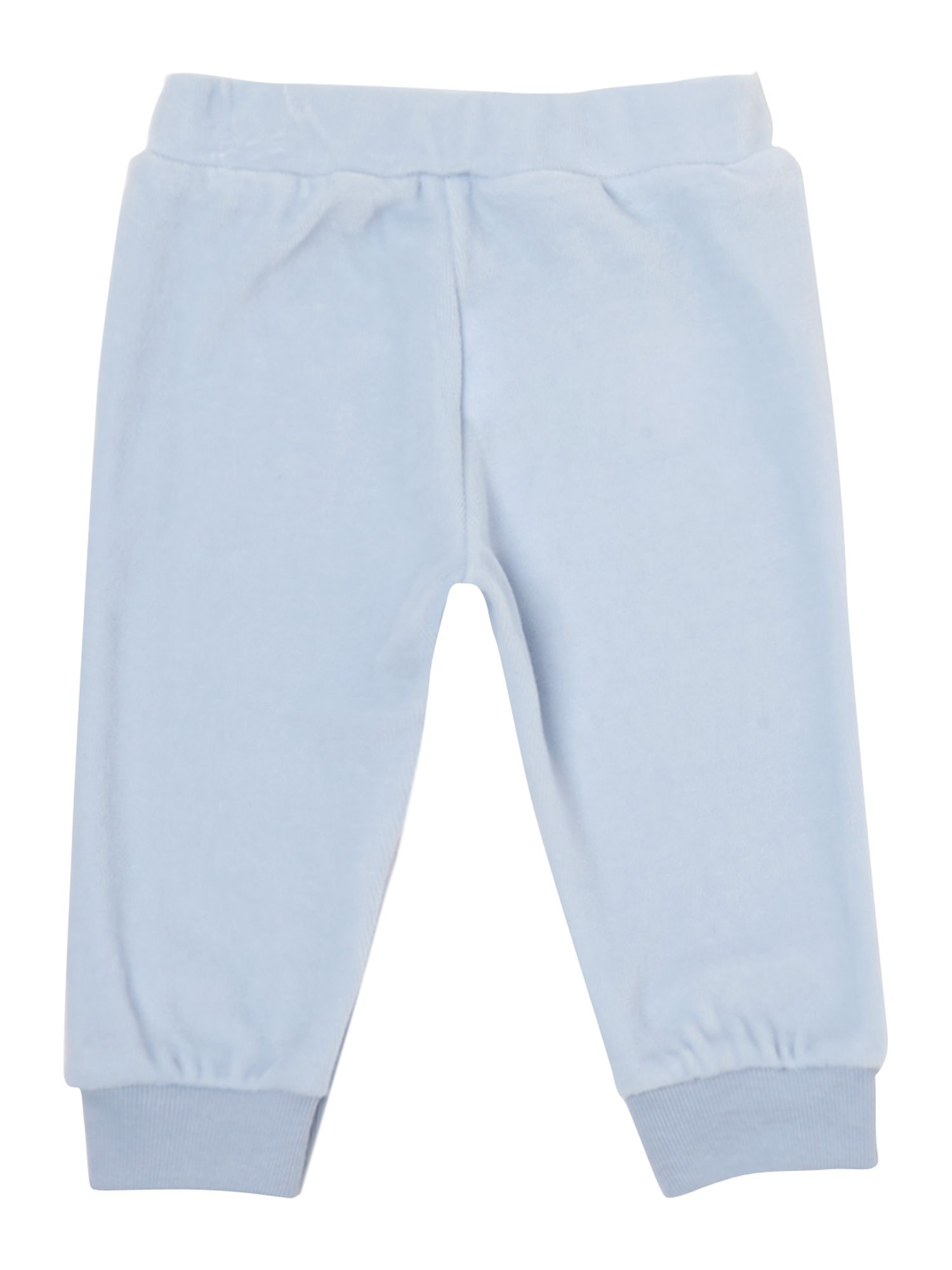 Boy`s velour trousers