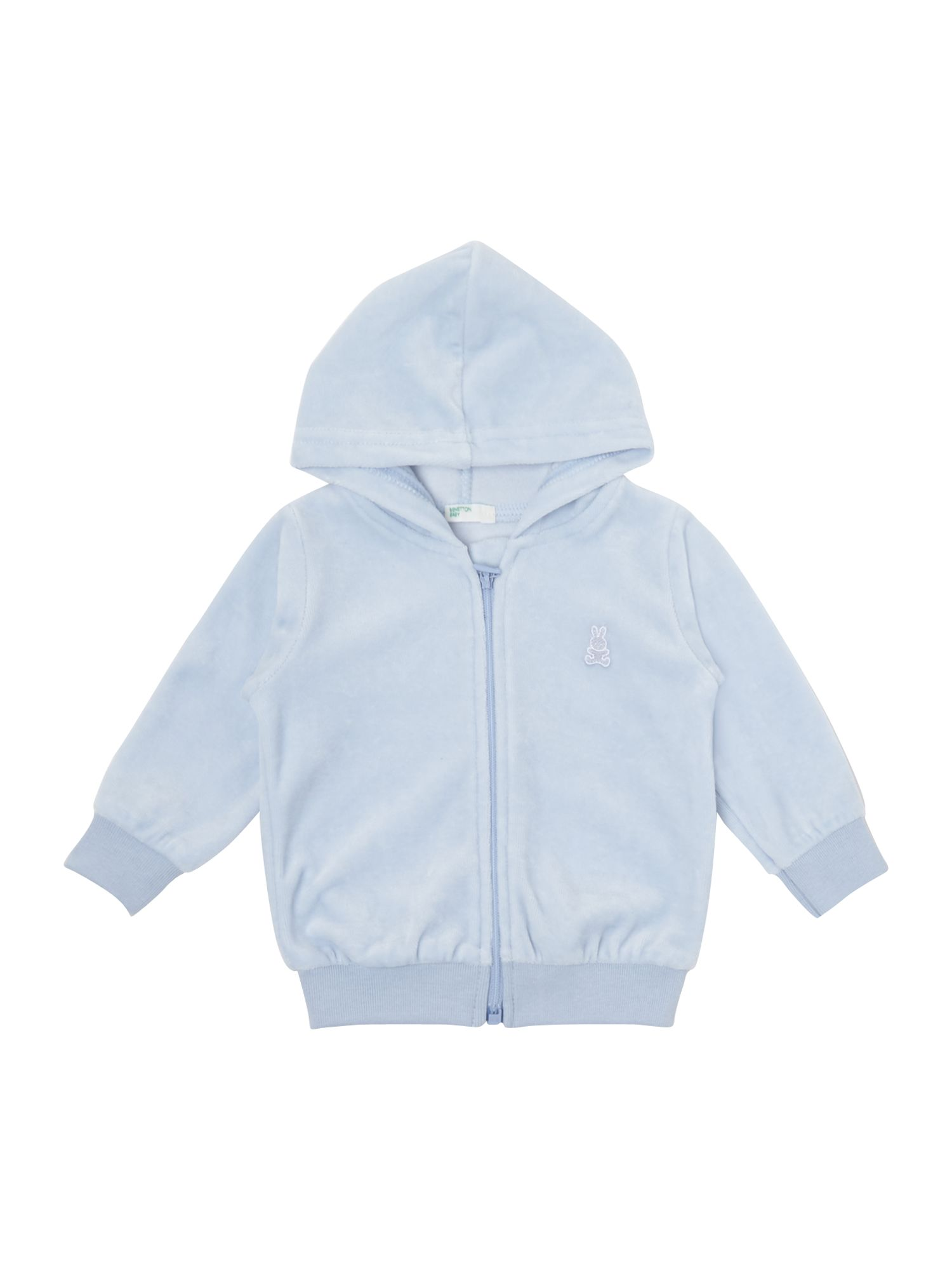 Boy`s velour hoody