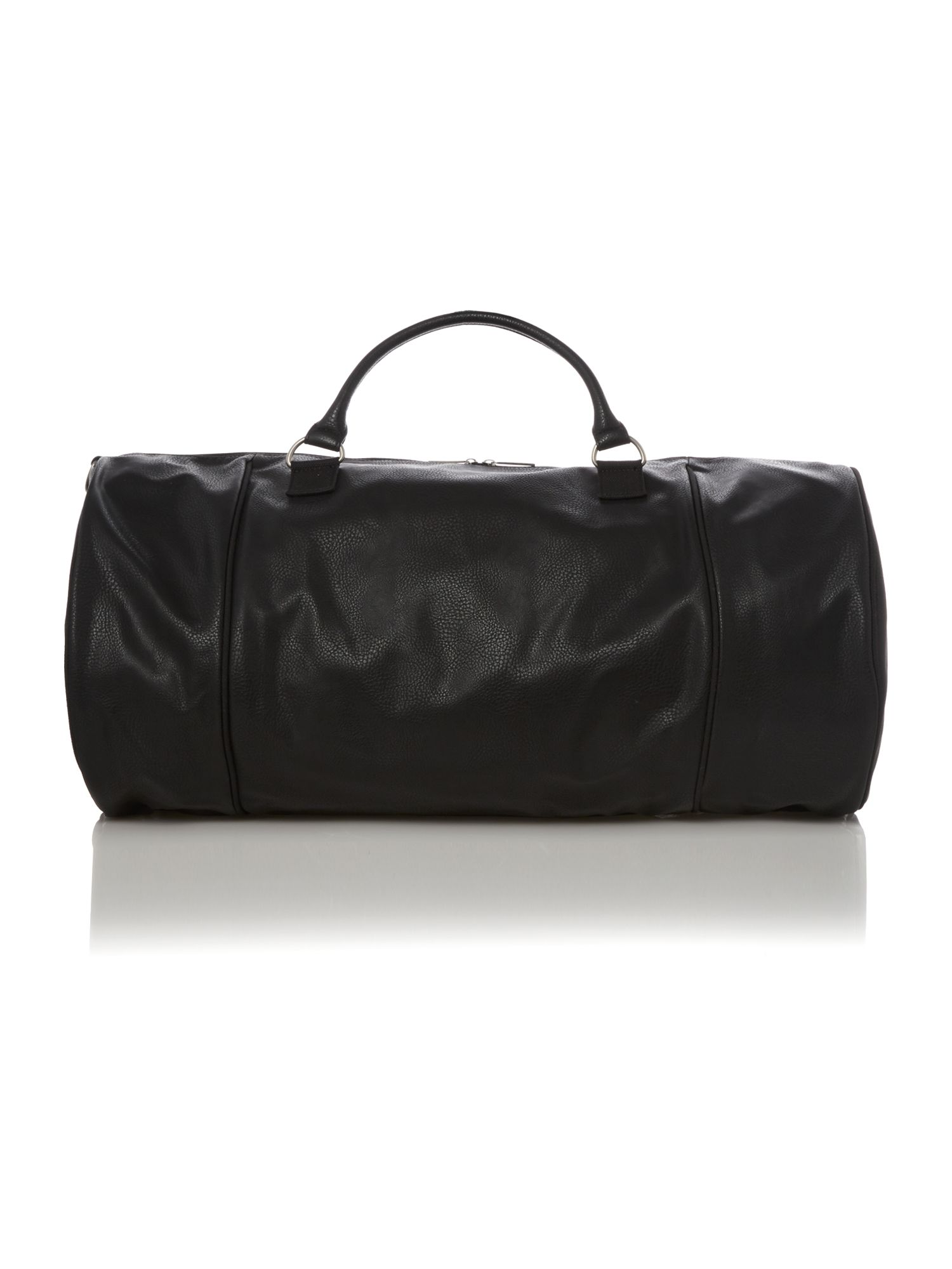 Large logo holdall bag
