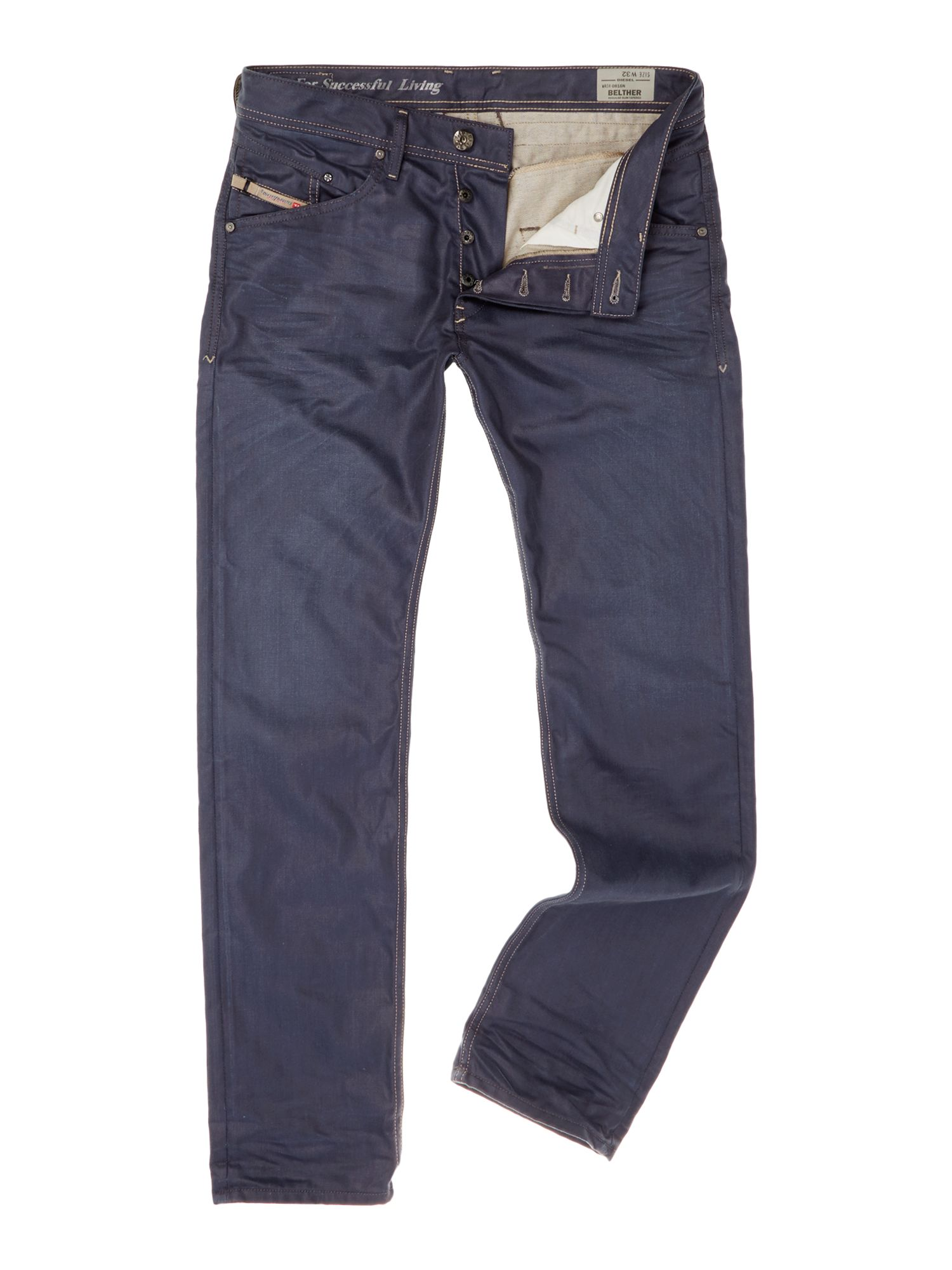 Belther 0816N tapered fit jean