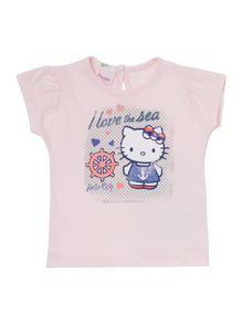 Girl`s Hello Kitty tee