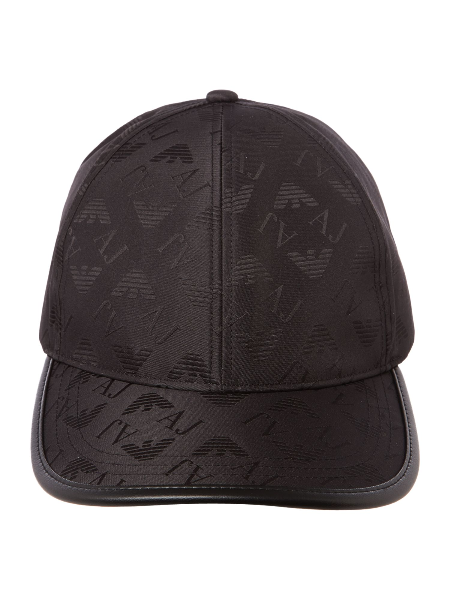 Nylon all over print cap