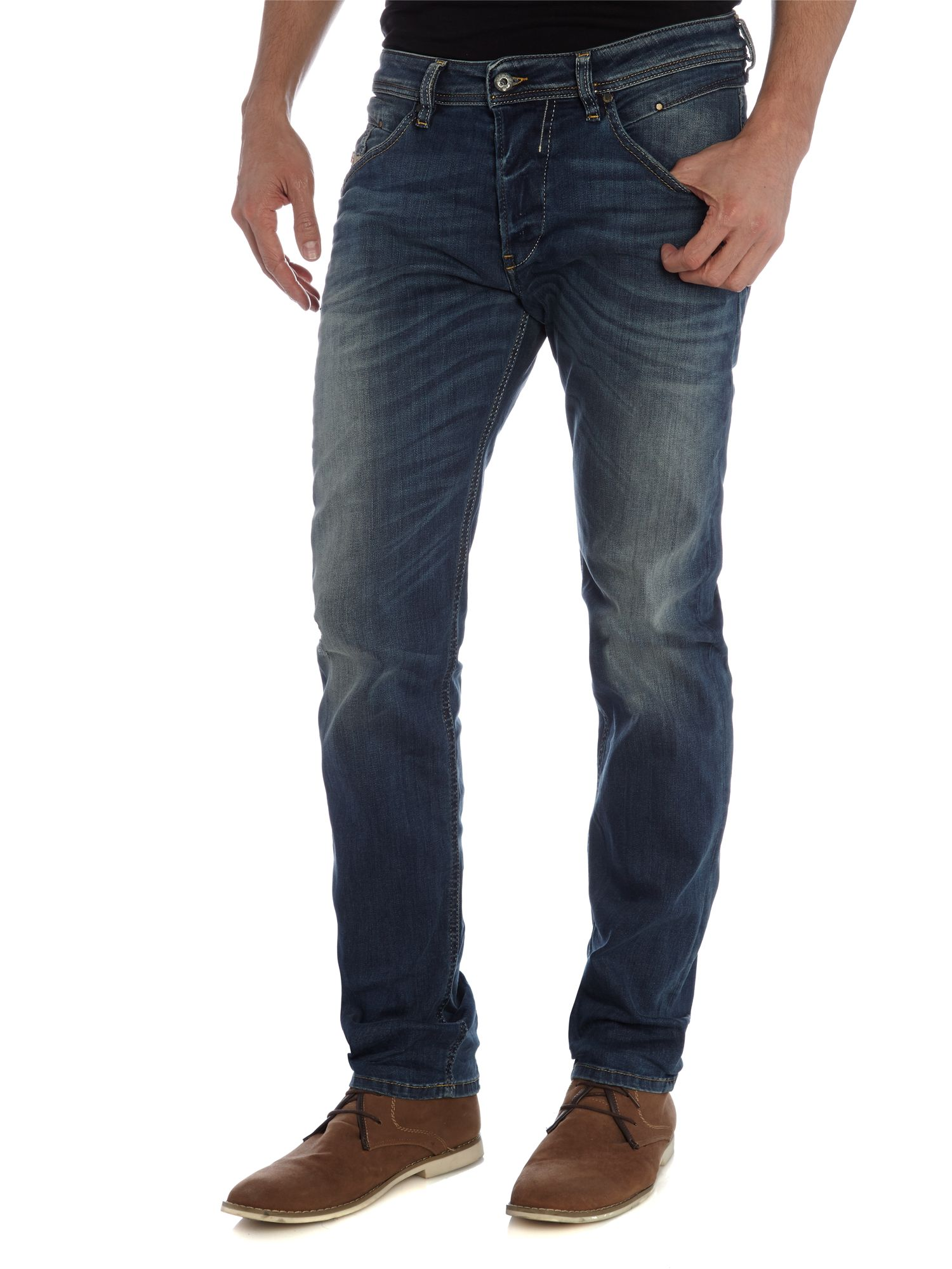 Belther 0827Q tapered fit jean