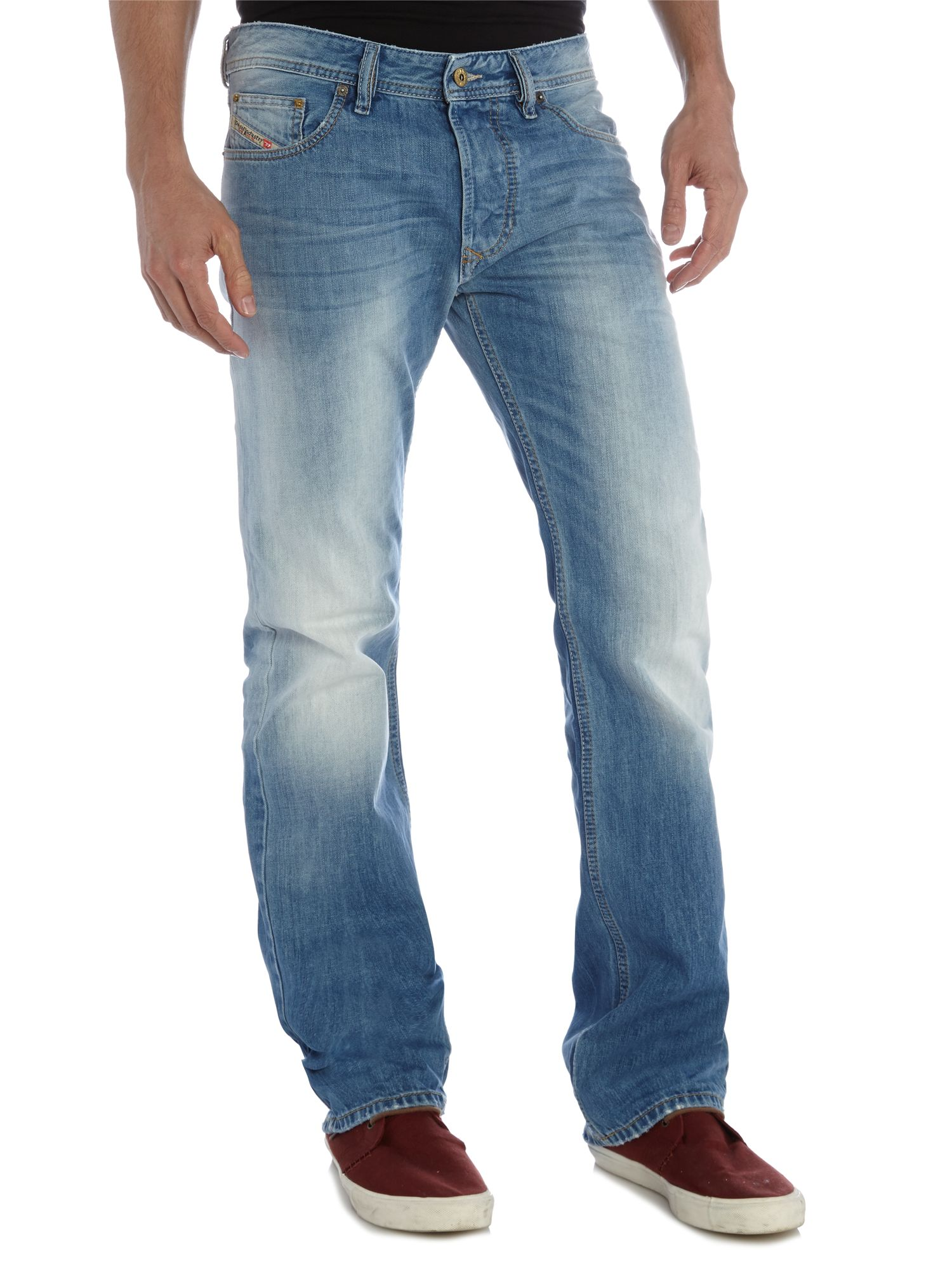 Larkee 0827F regular straight fit jean