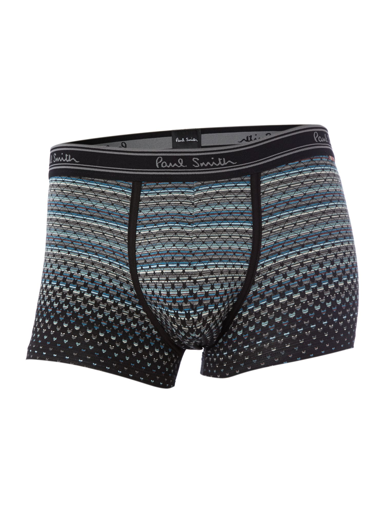 All over print underwear trunk