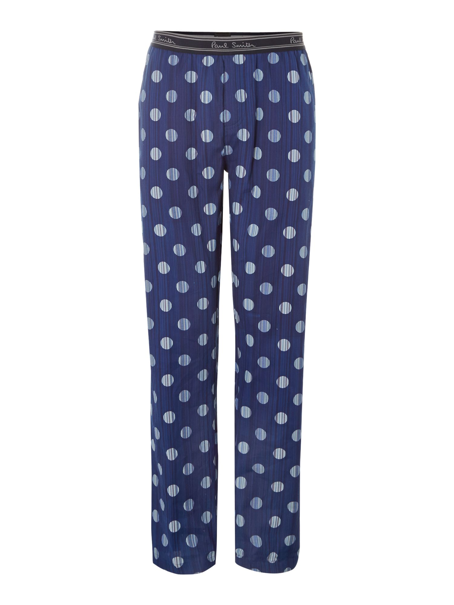 Spotted nightwear trouser