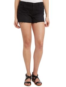 J Brand cut off shorts in Alley Cat