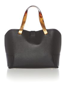 Nomad small black tote bag
