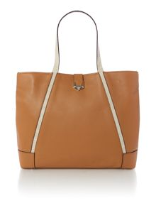 Nomad large tan tote bag