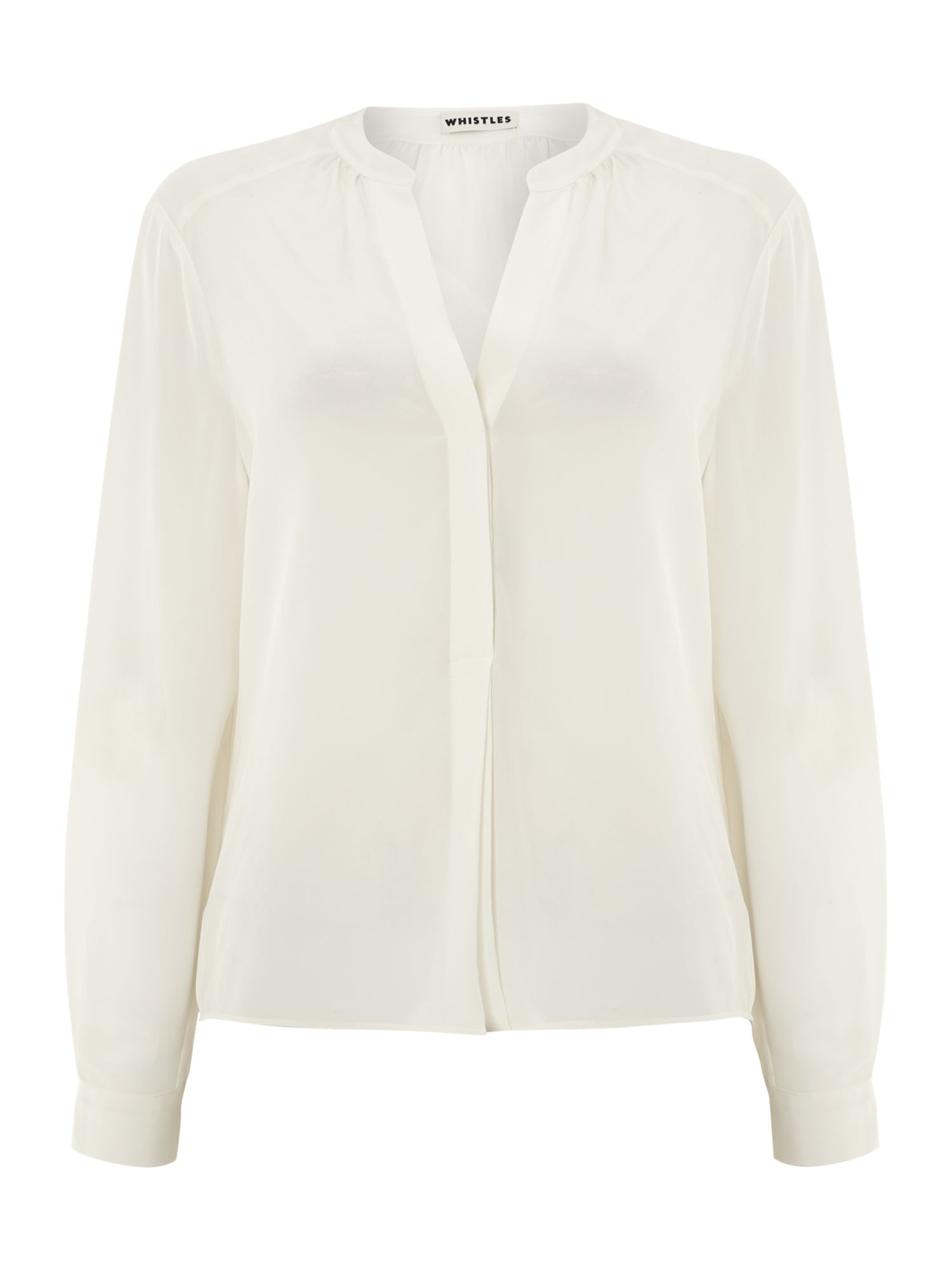 Melodie silk blouse