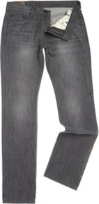 Kane ricochet regular straight leg jean