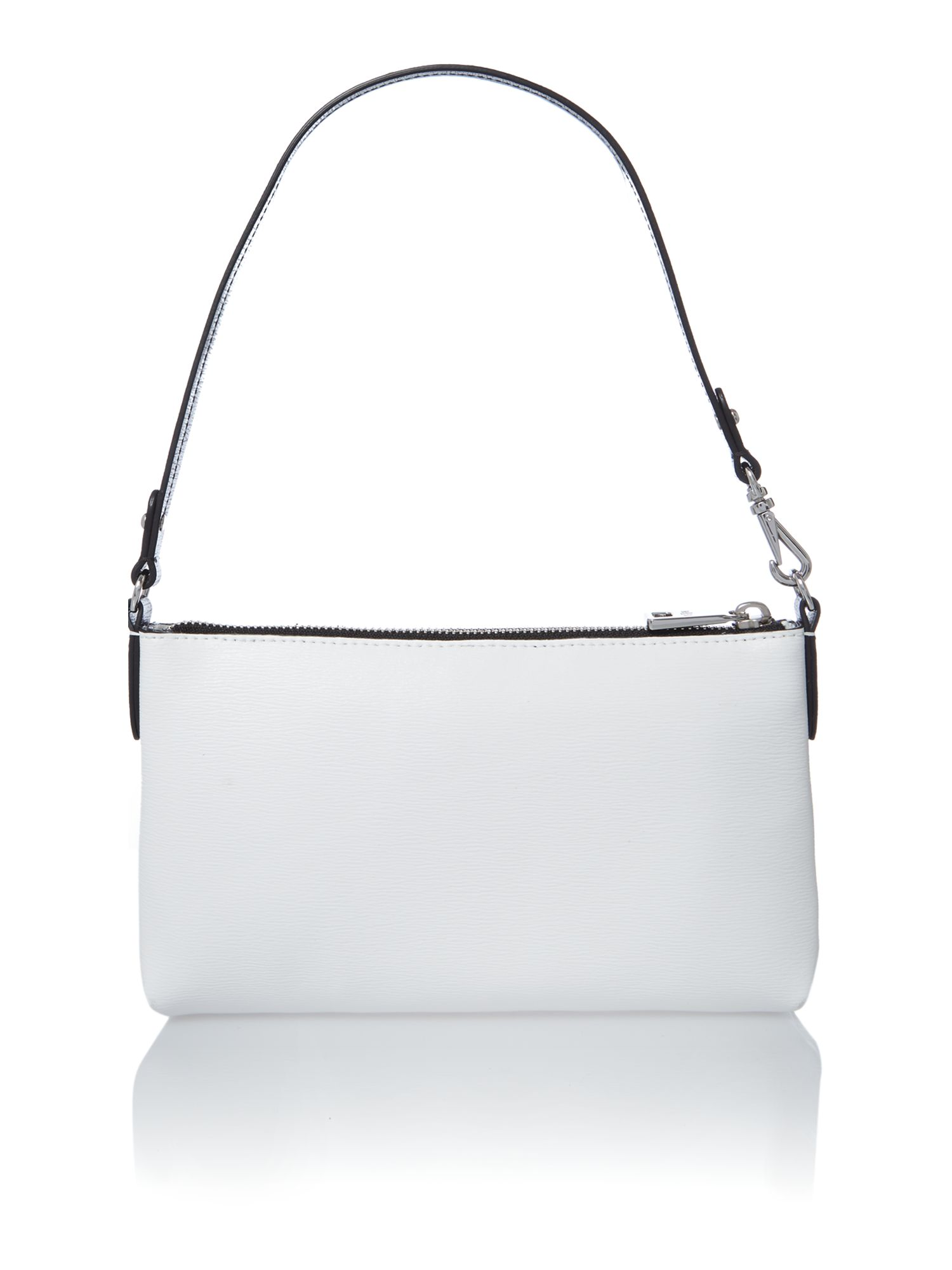 Davenport multi-colured small shoulder bag