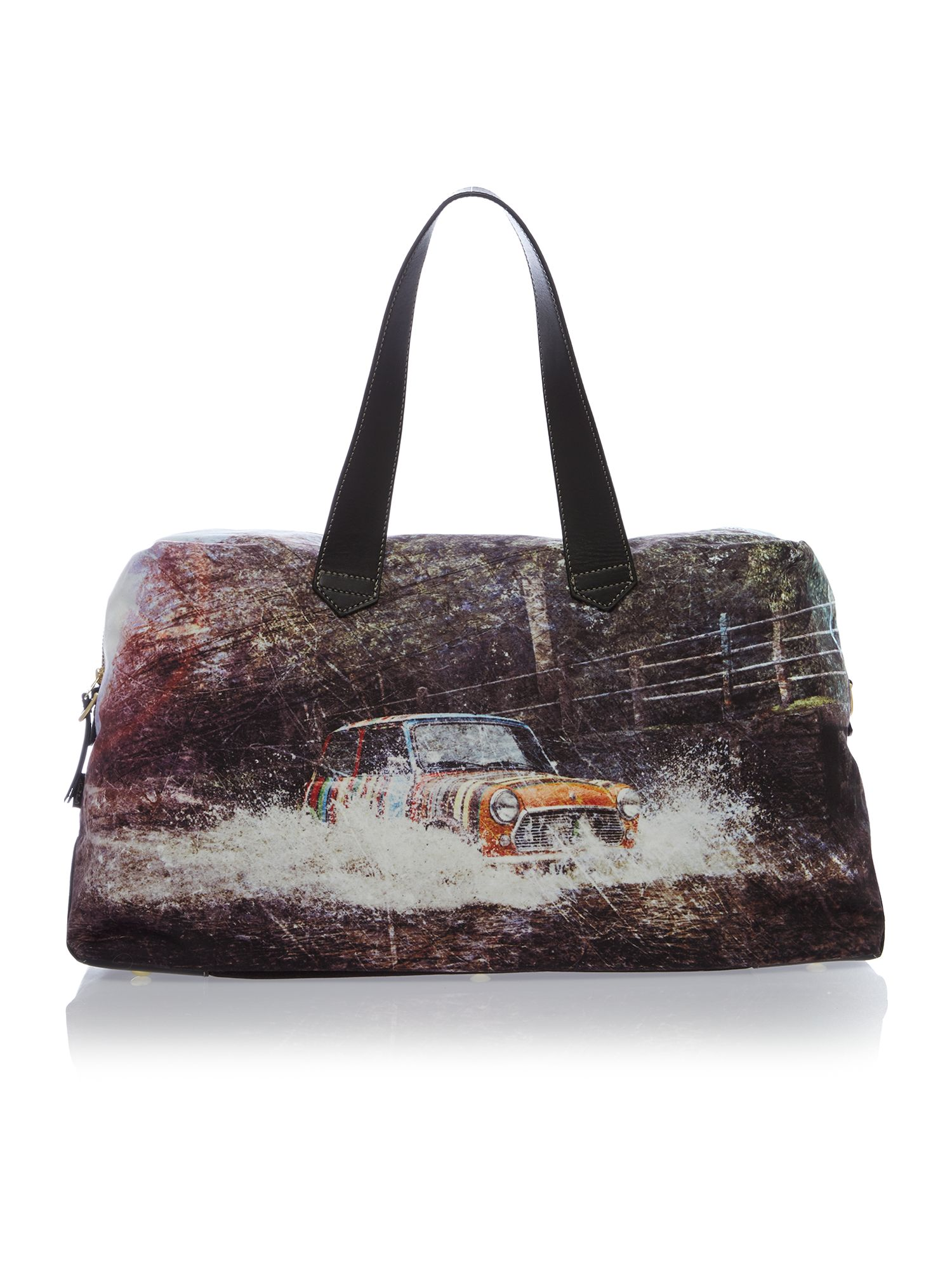 Mini car splash holdall