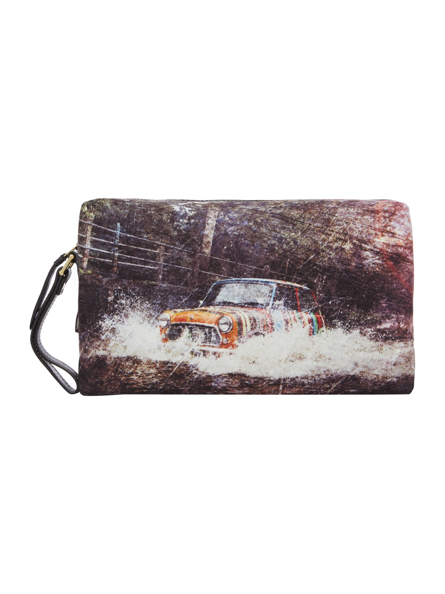 Mini car splash washbag