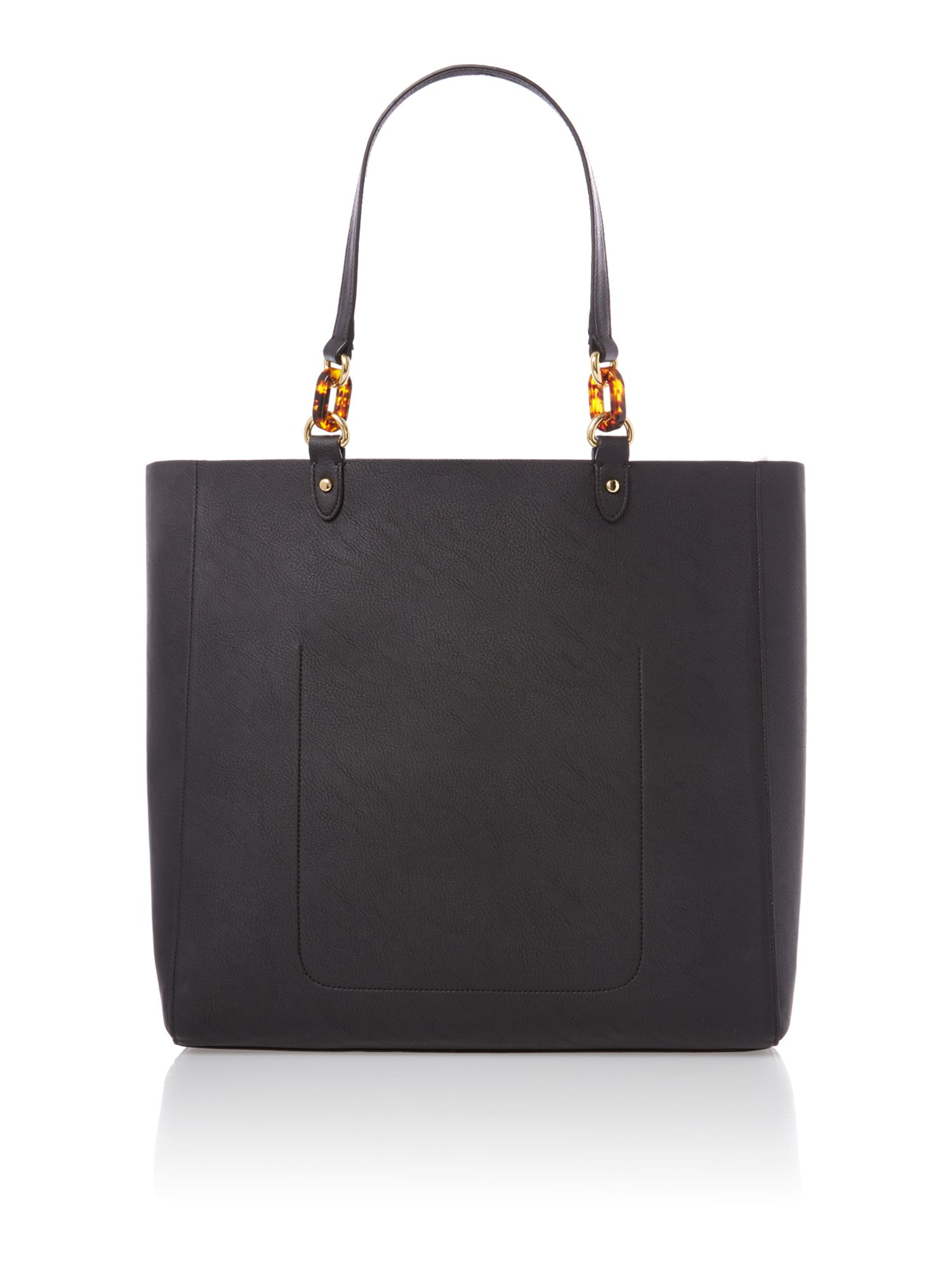 Exclusive Bembridge black tote bag