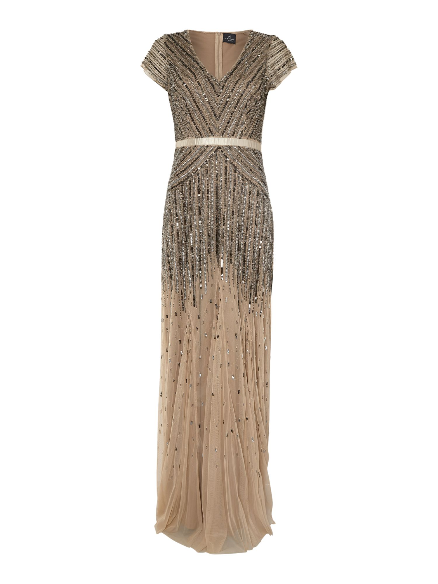 1920s style dresses uk great gatsby to downton abbey for Quality classic house of fraser