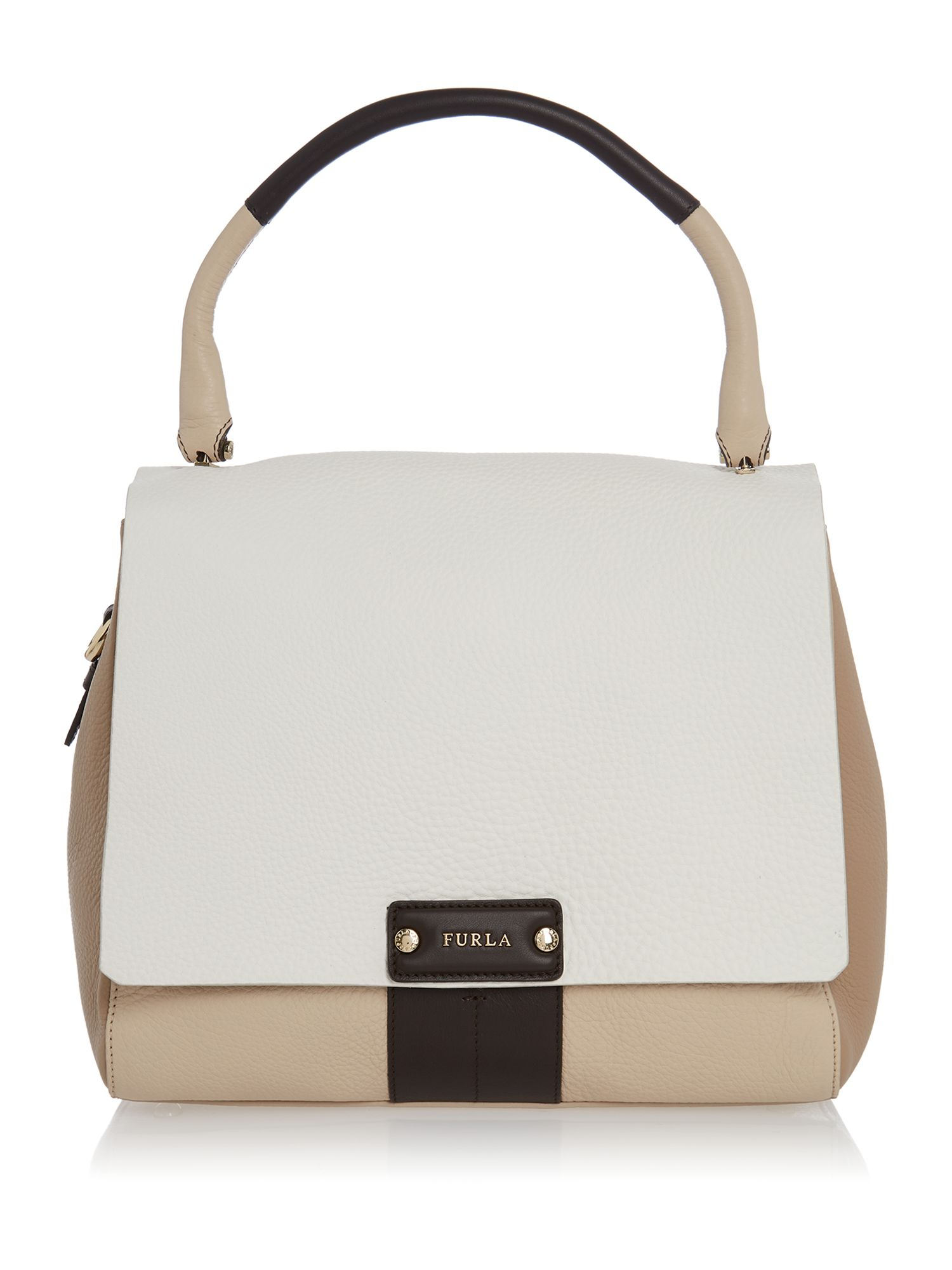 Penelope neutral tote bag