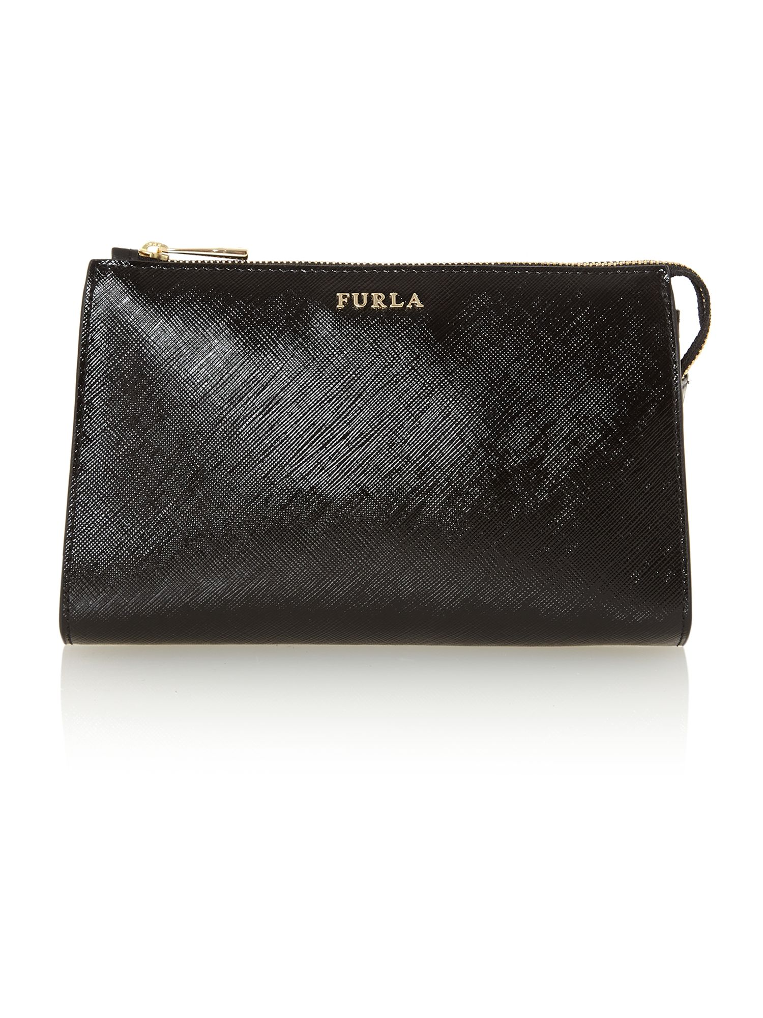 Eden black small cross body bag