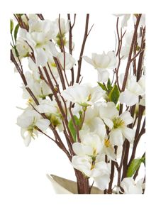 Cherry blossom arrangement