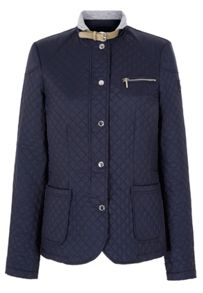 Hollie quilted blazer