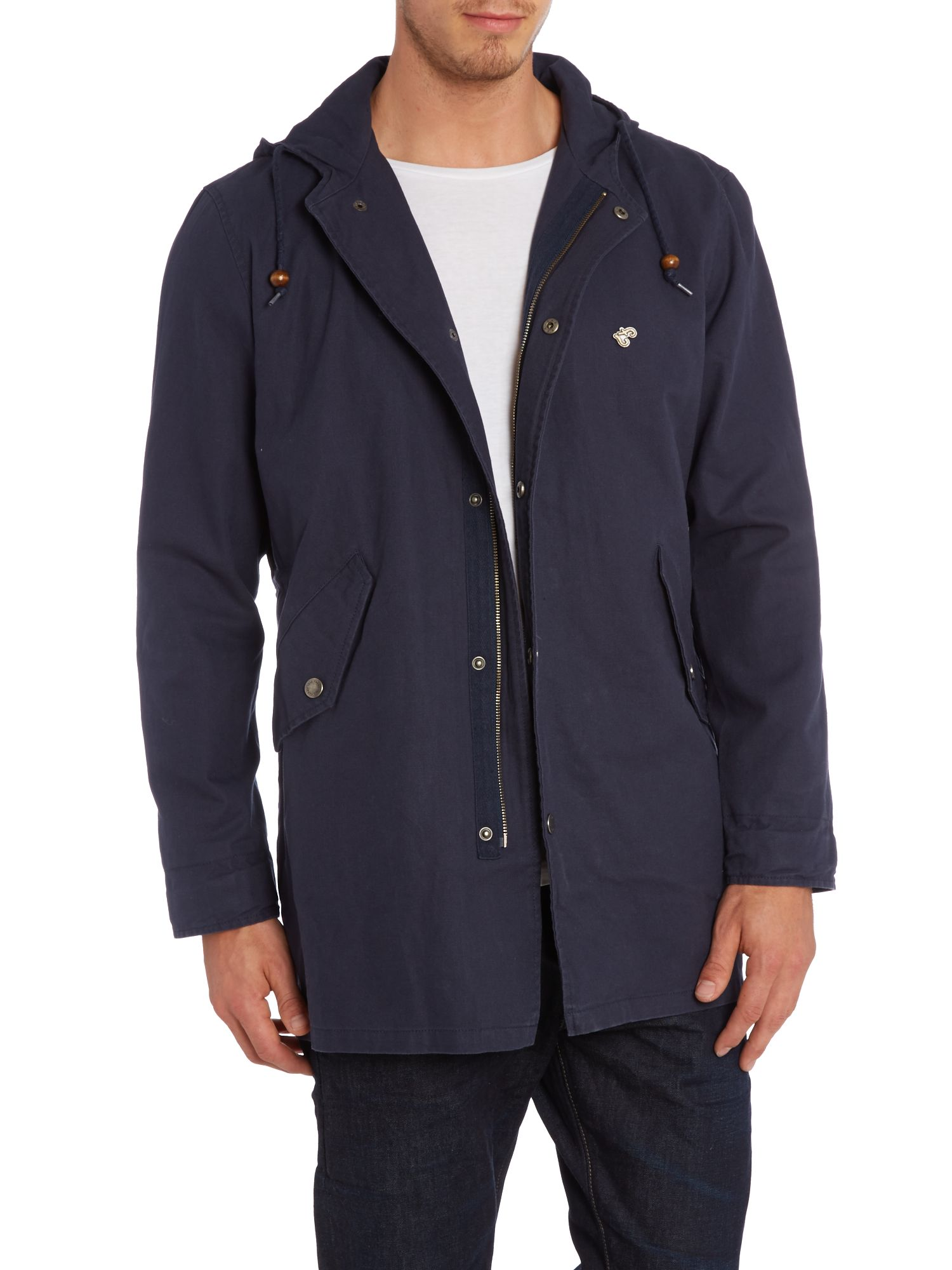 Atkinson two pocket parka