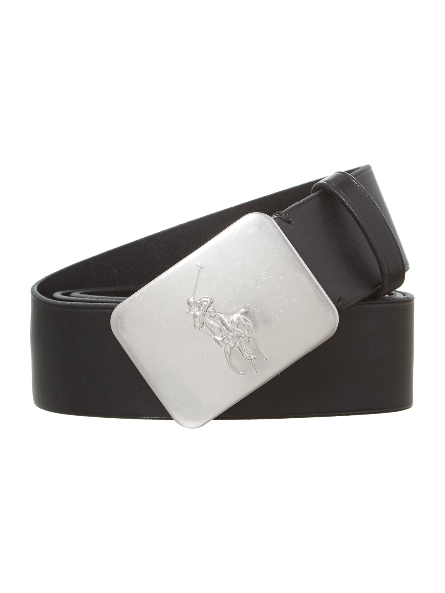 Polo plaque belt