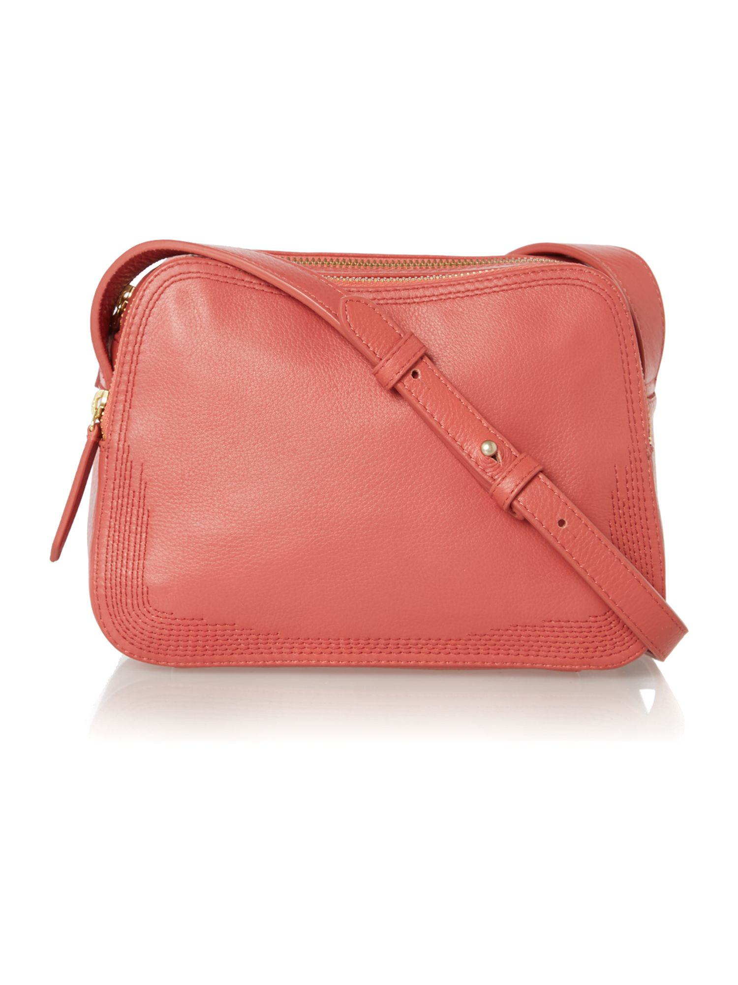 Pink small cross body