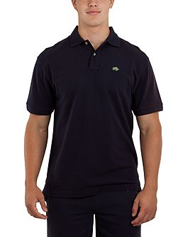 Big And Tall Signature Pique Polo Navy