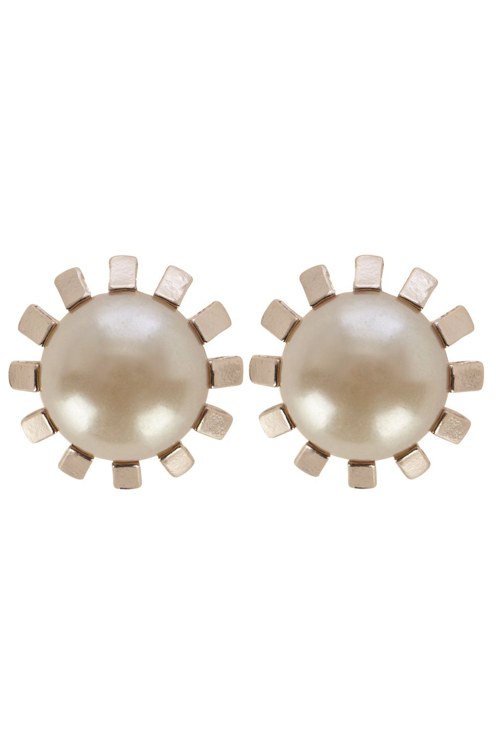 Abigail Pearl Earrings
