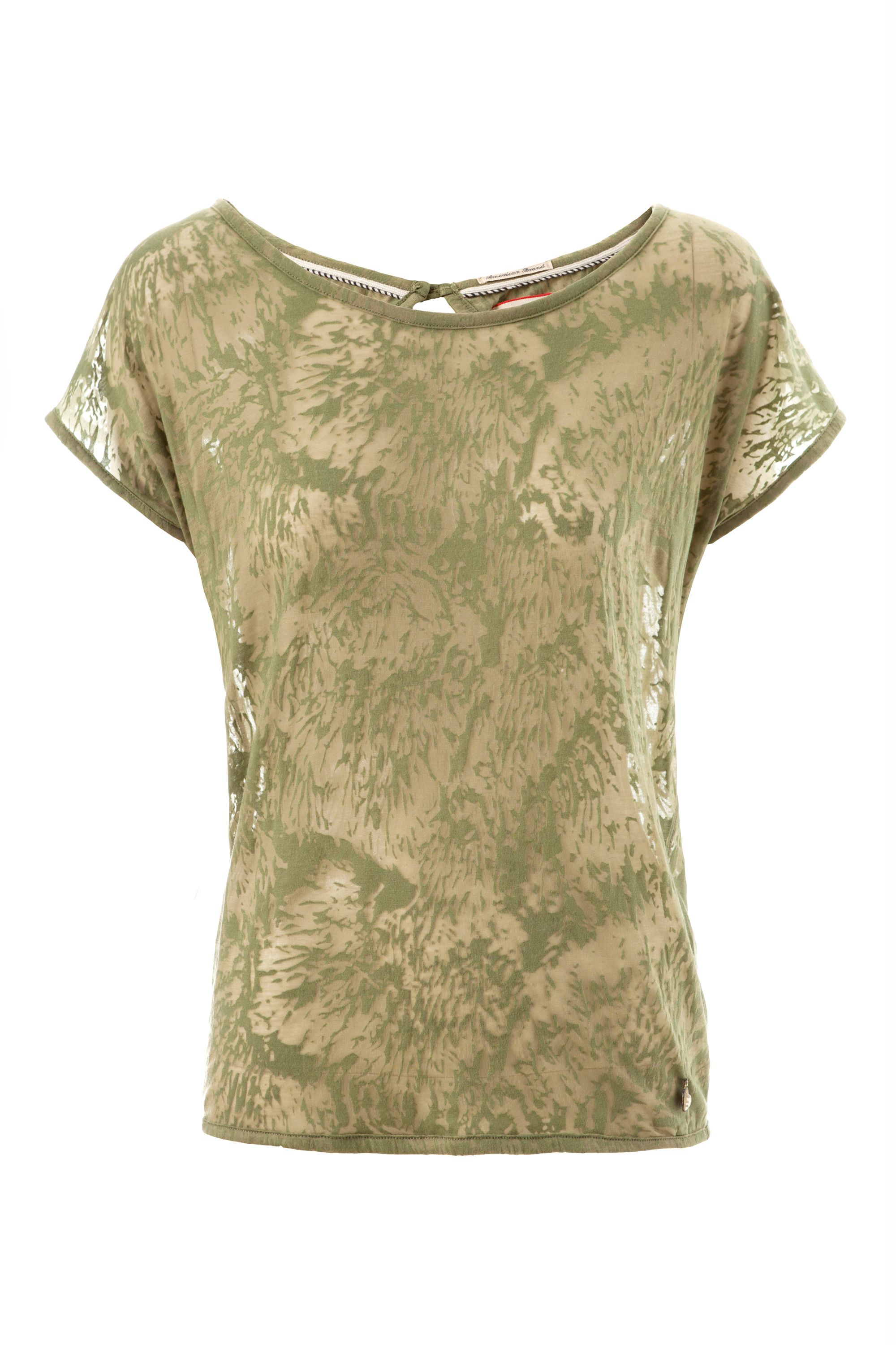 Belen scoop neck T-shirt