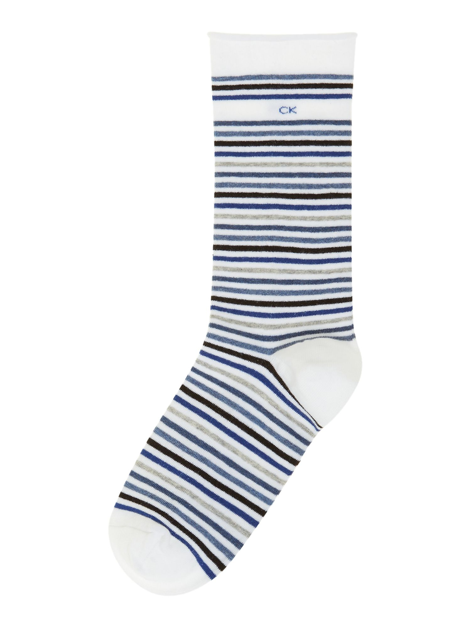 Stella stripe 3pp socks