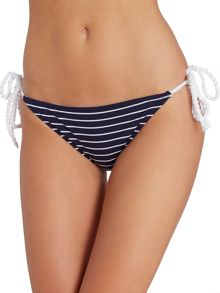 Rope detail tie side brief