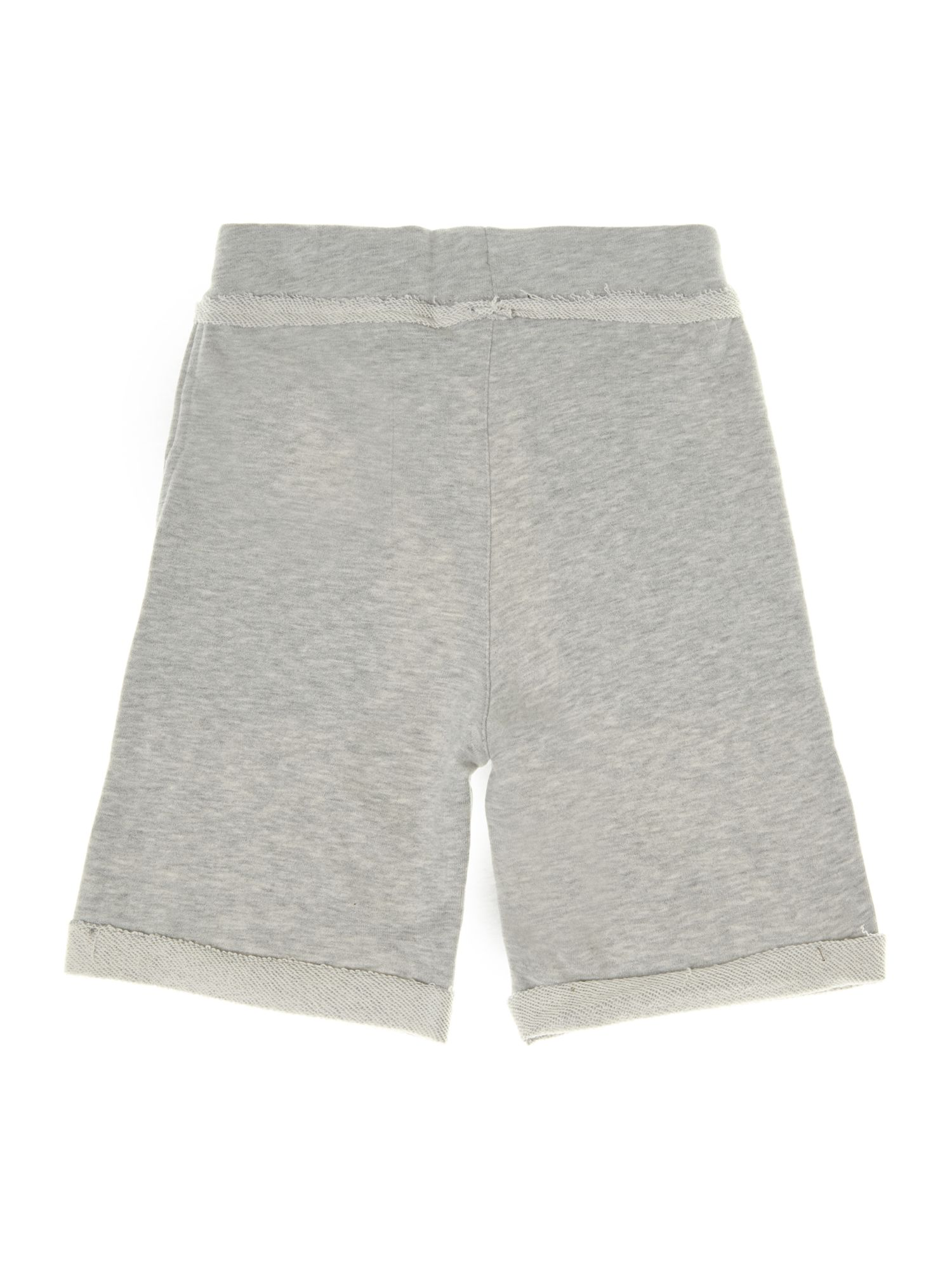 Boy`s fleece bermuda jogging shorts