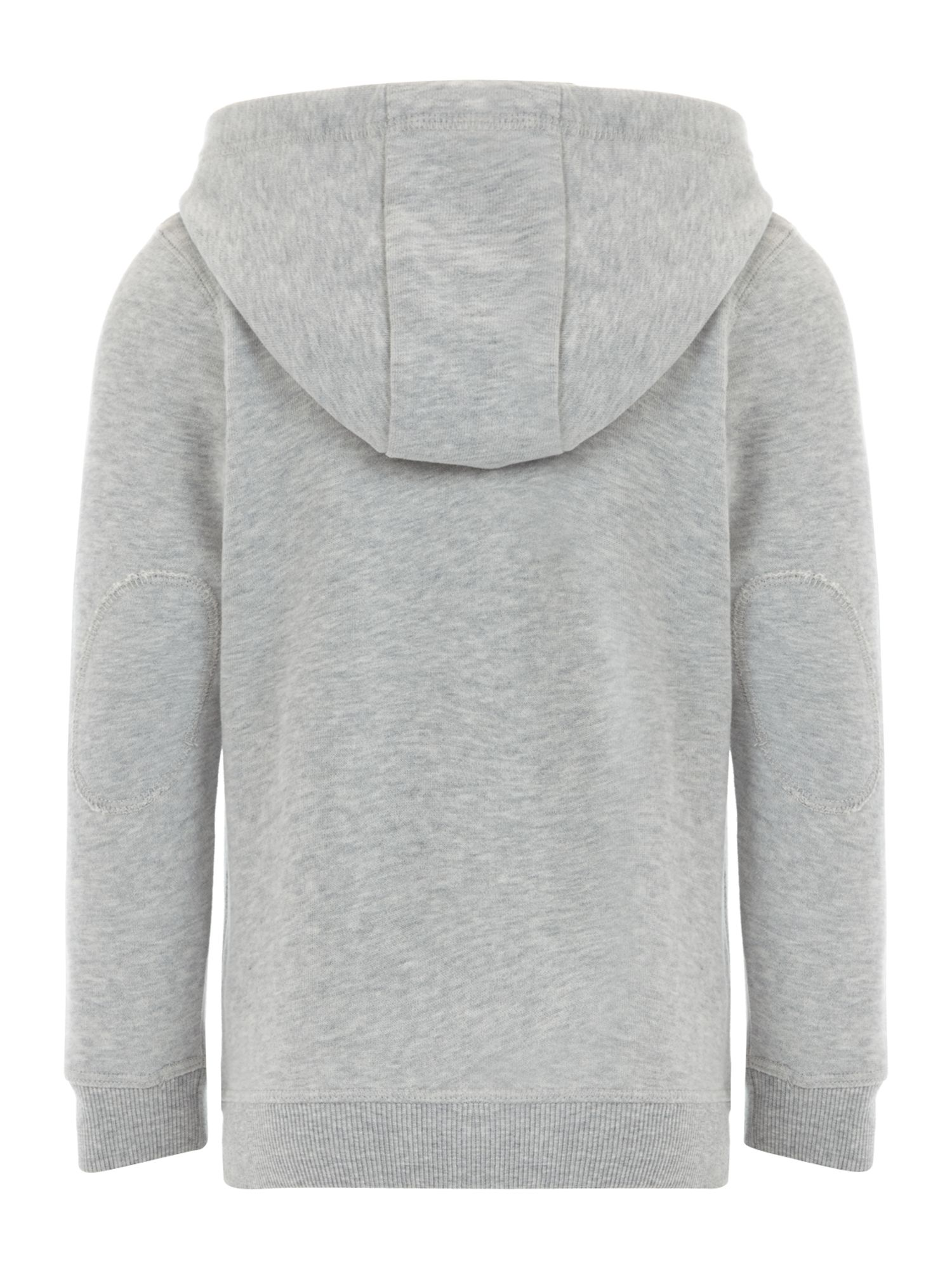 Boy`s fleece hooded top