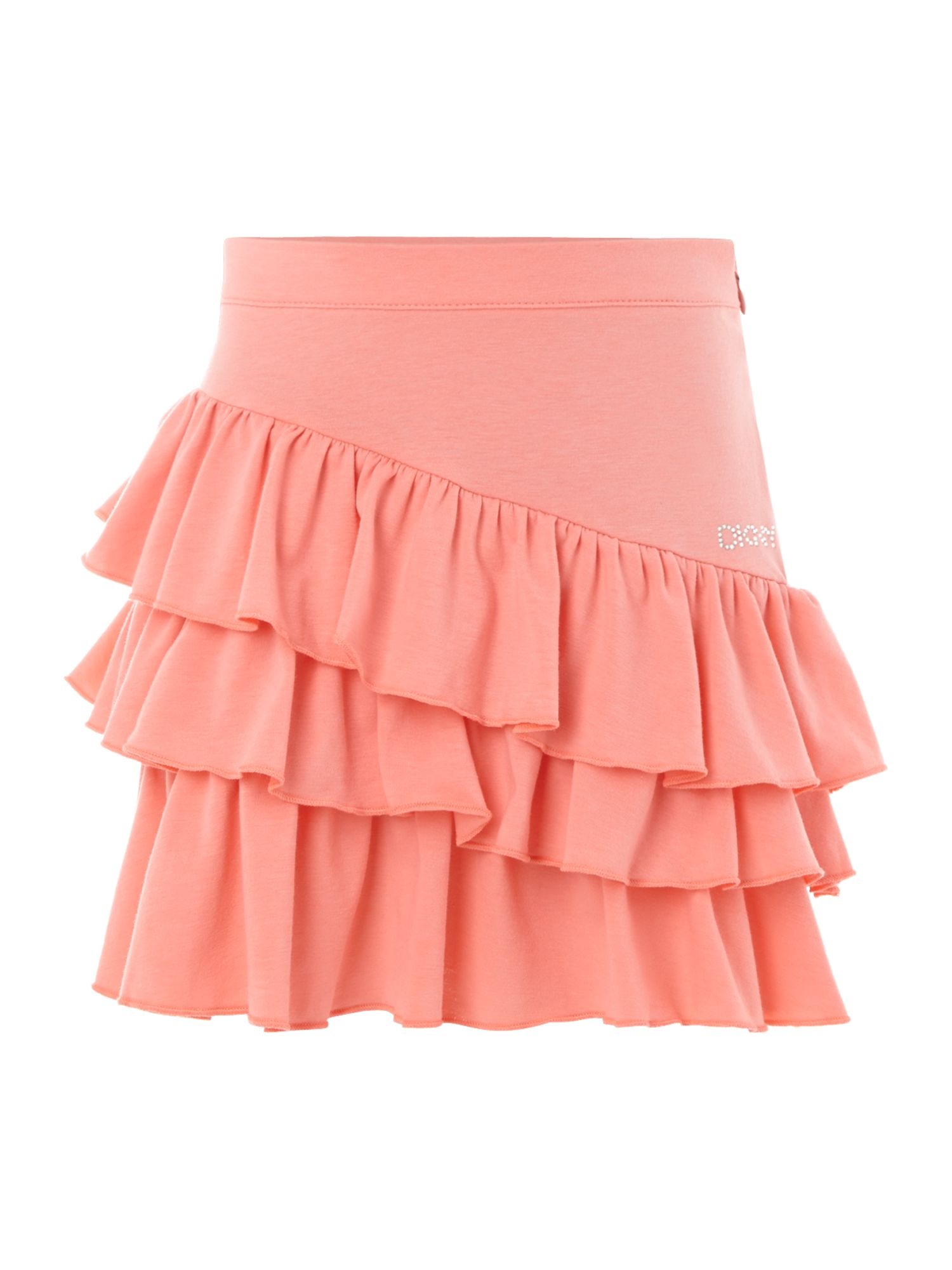 Girl`s frilled skirt