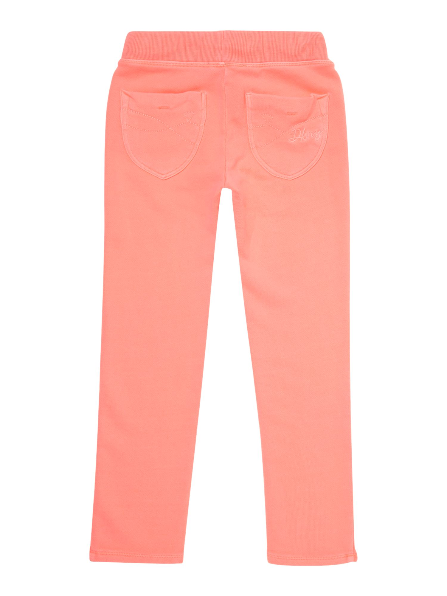Girl`s 4 pocket jogging bottoms